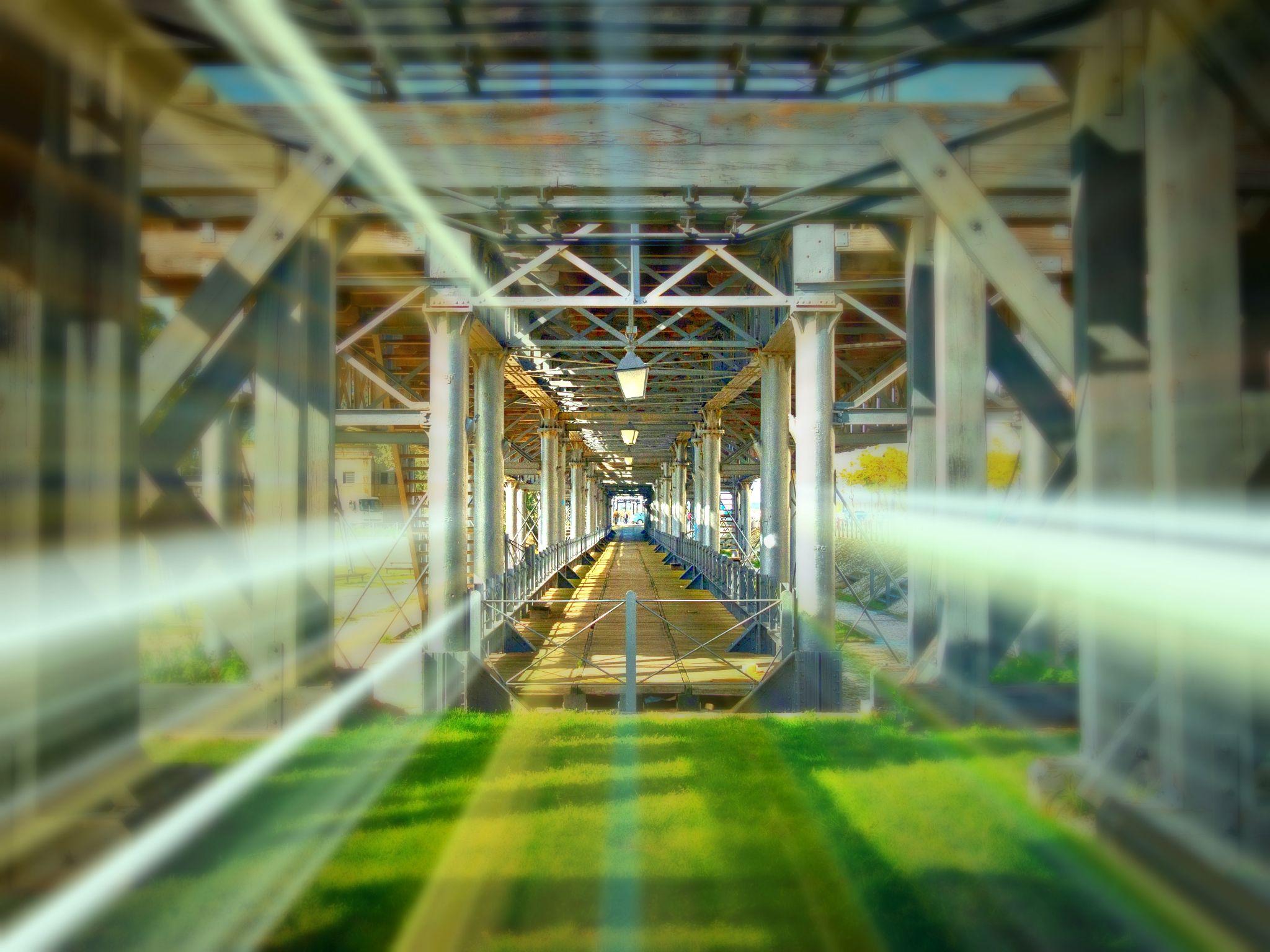 siempre hay luz al final del tunel... by enmafa