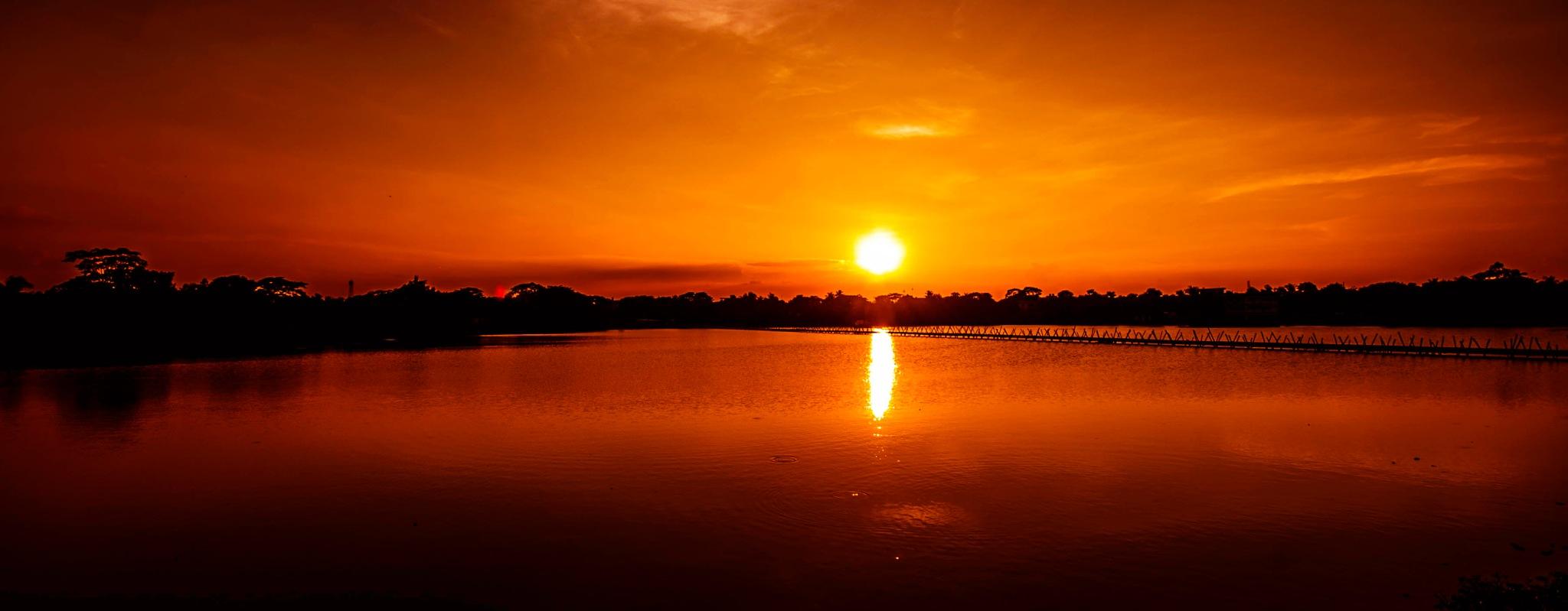 Sunset !!!!!! by akm.azad.14