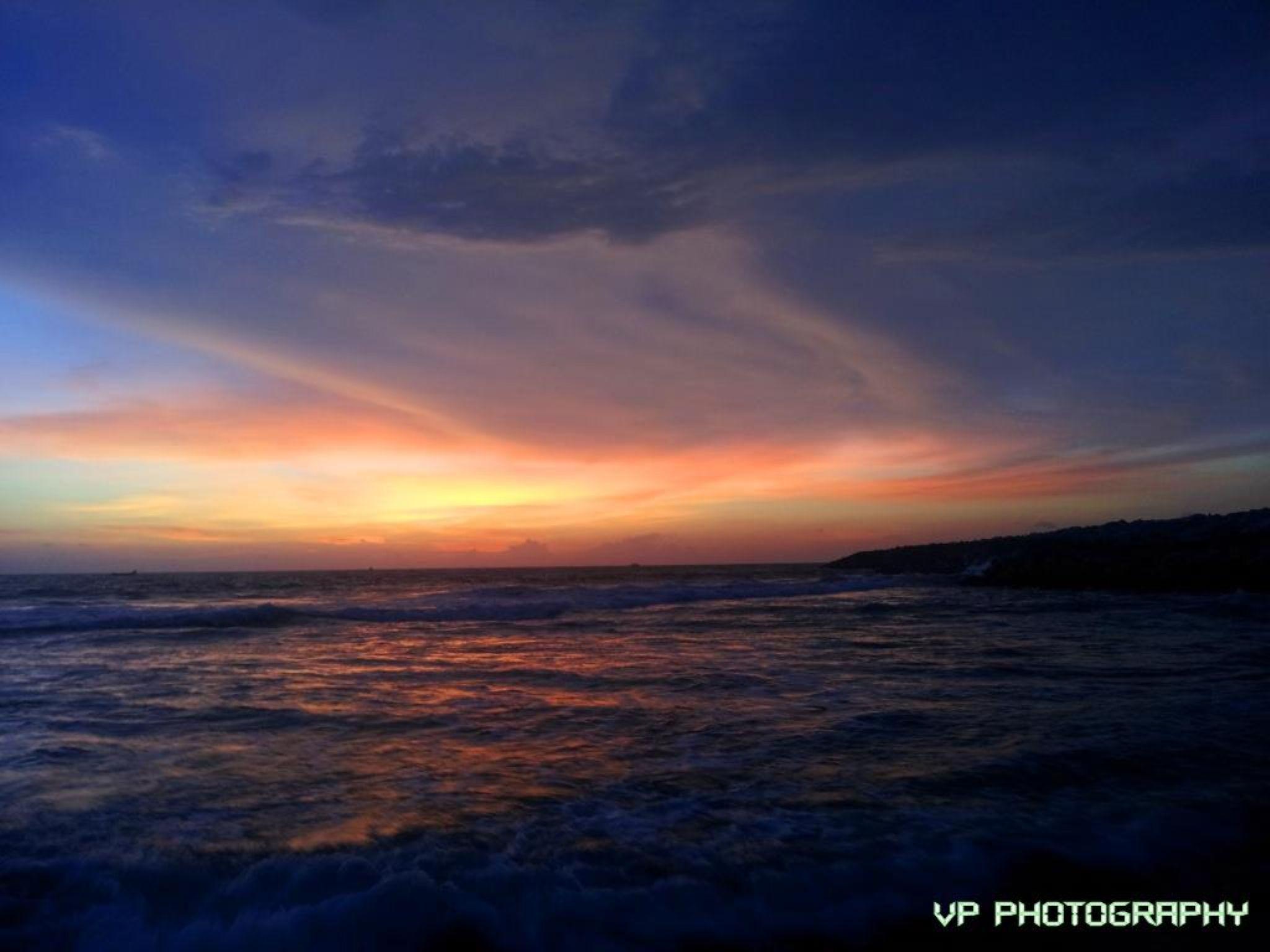 A Sunset View by vishnu.prasad.71404976