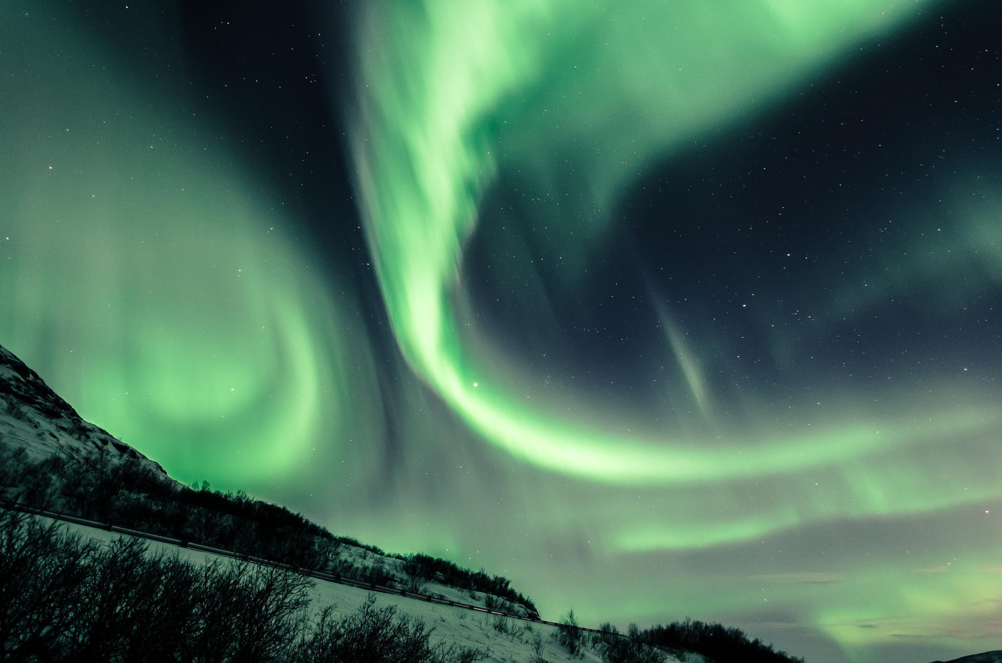 Northernlights  by Roy Haakon Friskilae