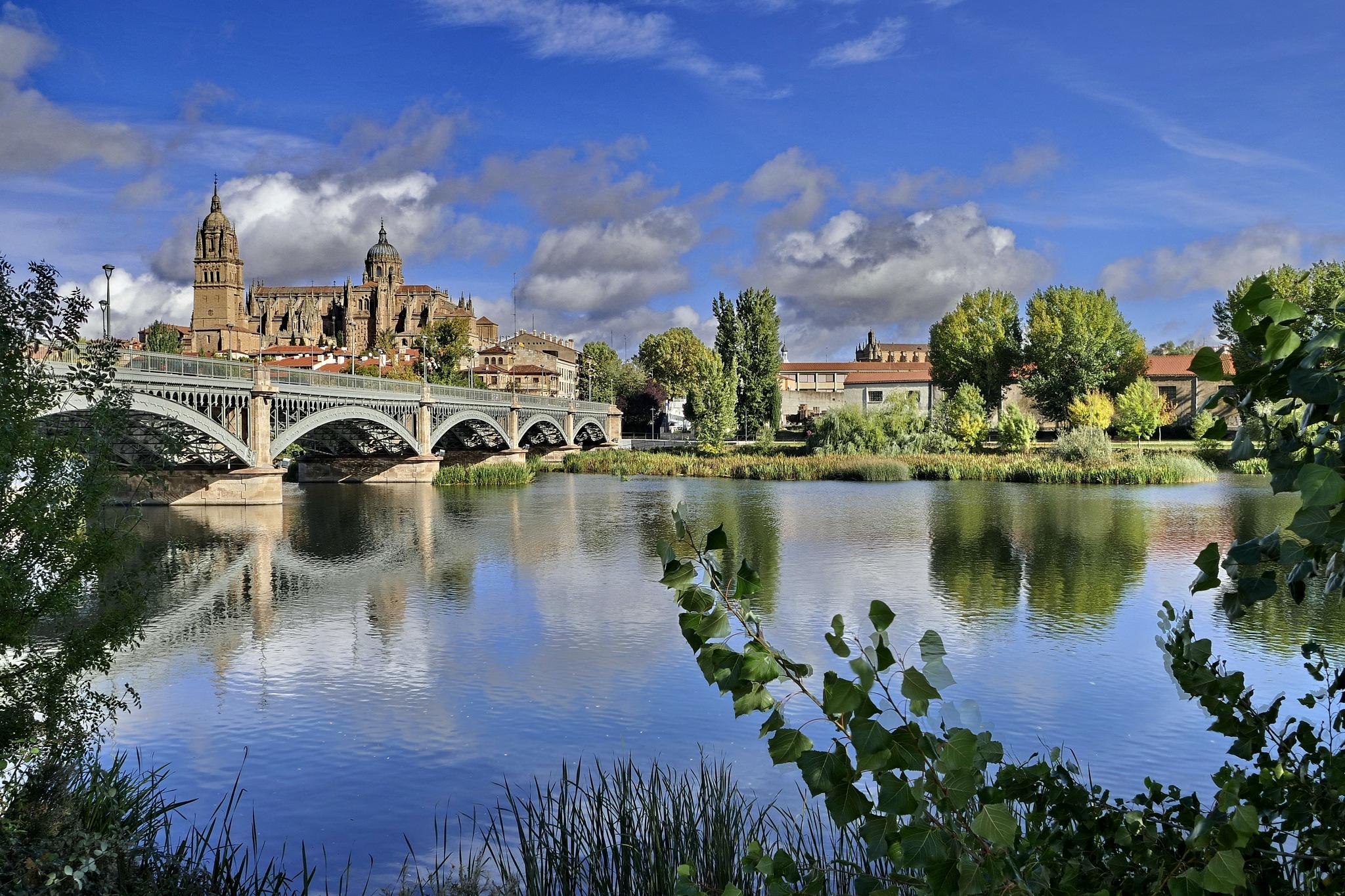 rivera puente de Salamanca by zoom3068