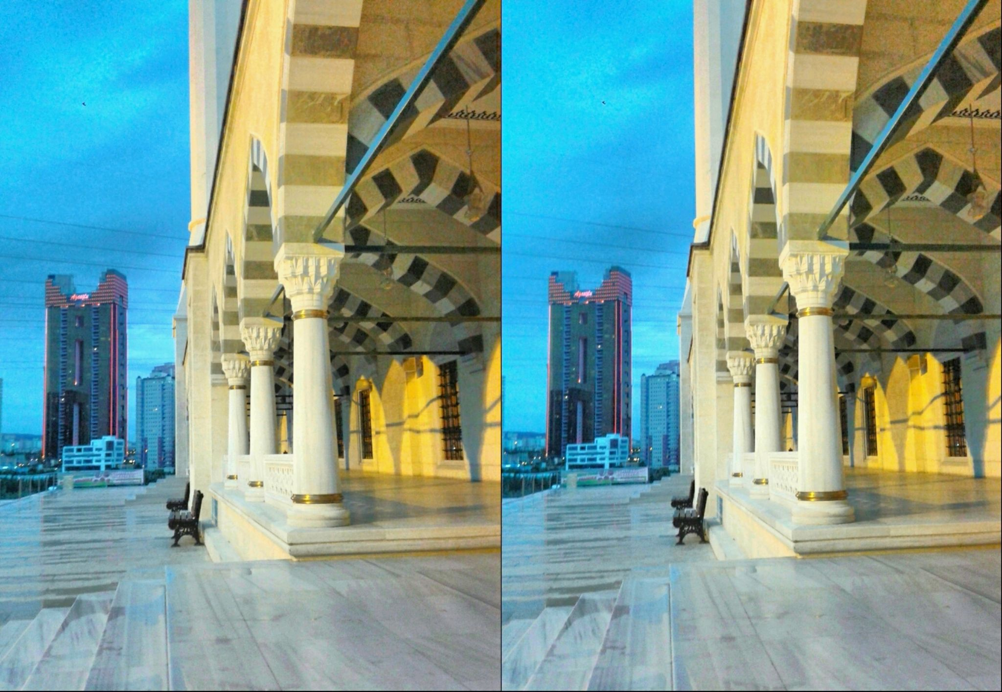 ANDROMEDA GOLD - ATASEHIR - ASIAN SIDE OF ISTANBUL - 21.09.2014 by Istanbul 3D Photography