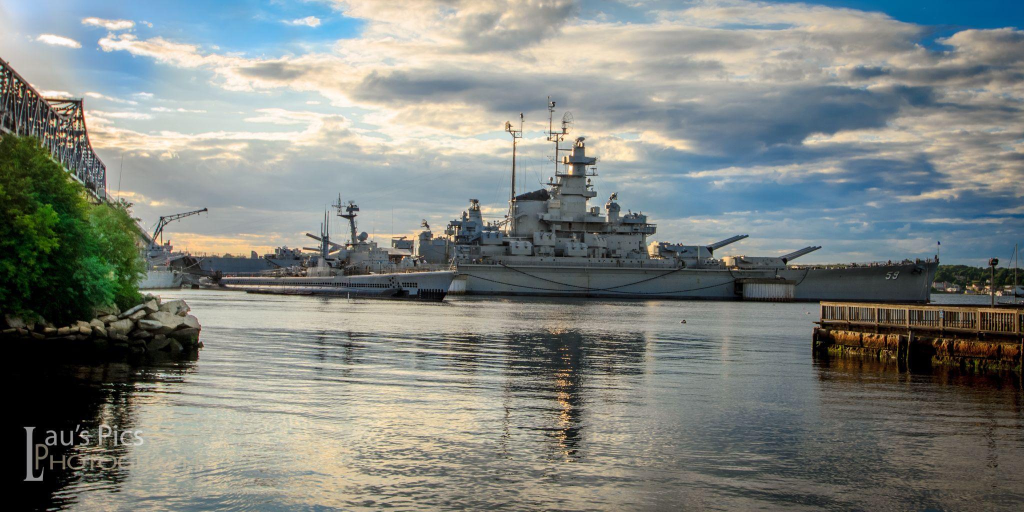 Battleship Cove DSC_0880 by lauspics