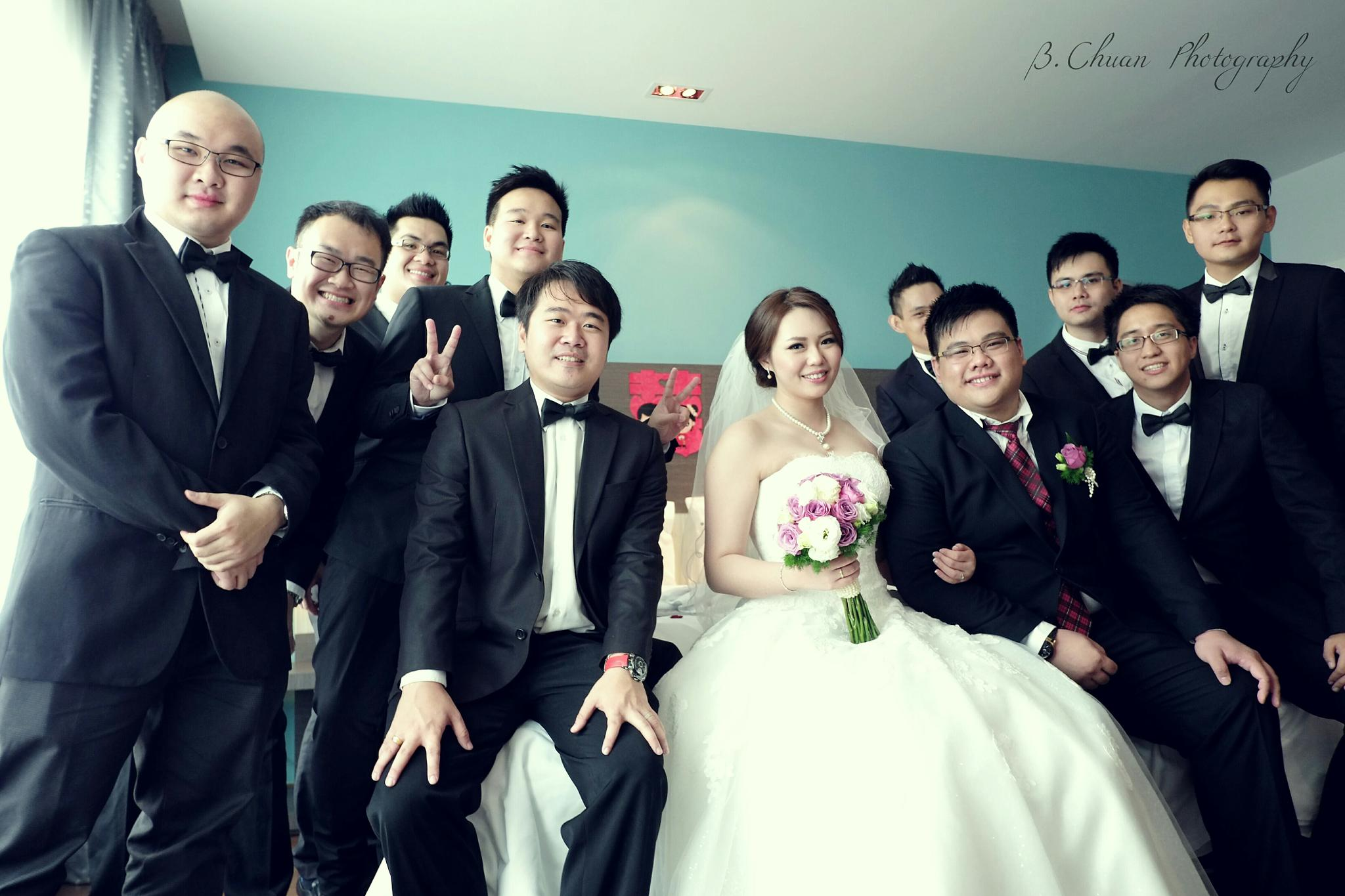 wedding by Louis Loo
