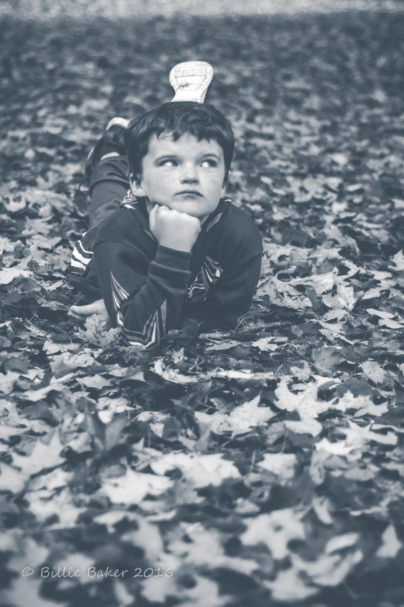 My Lil Man by Billie Jo Baker