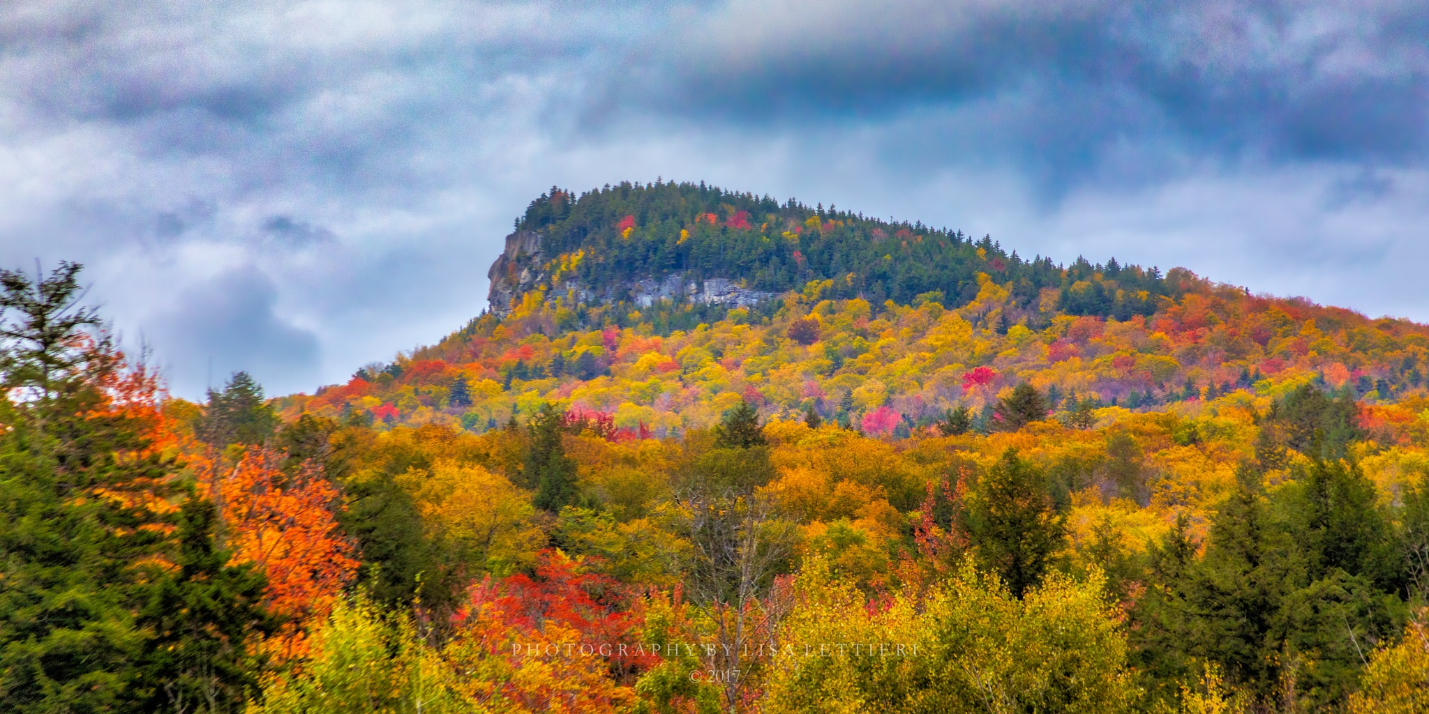Indian Head - White Mountains by lisalettieri5