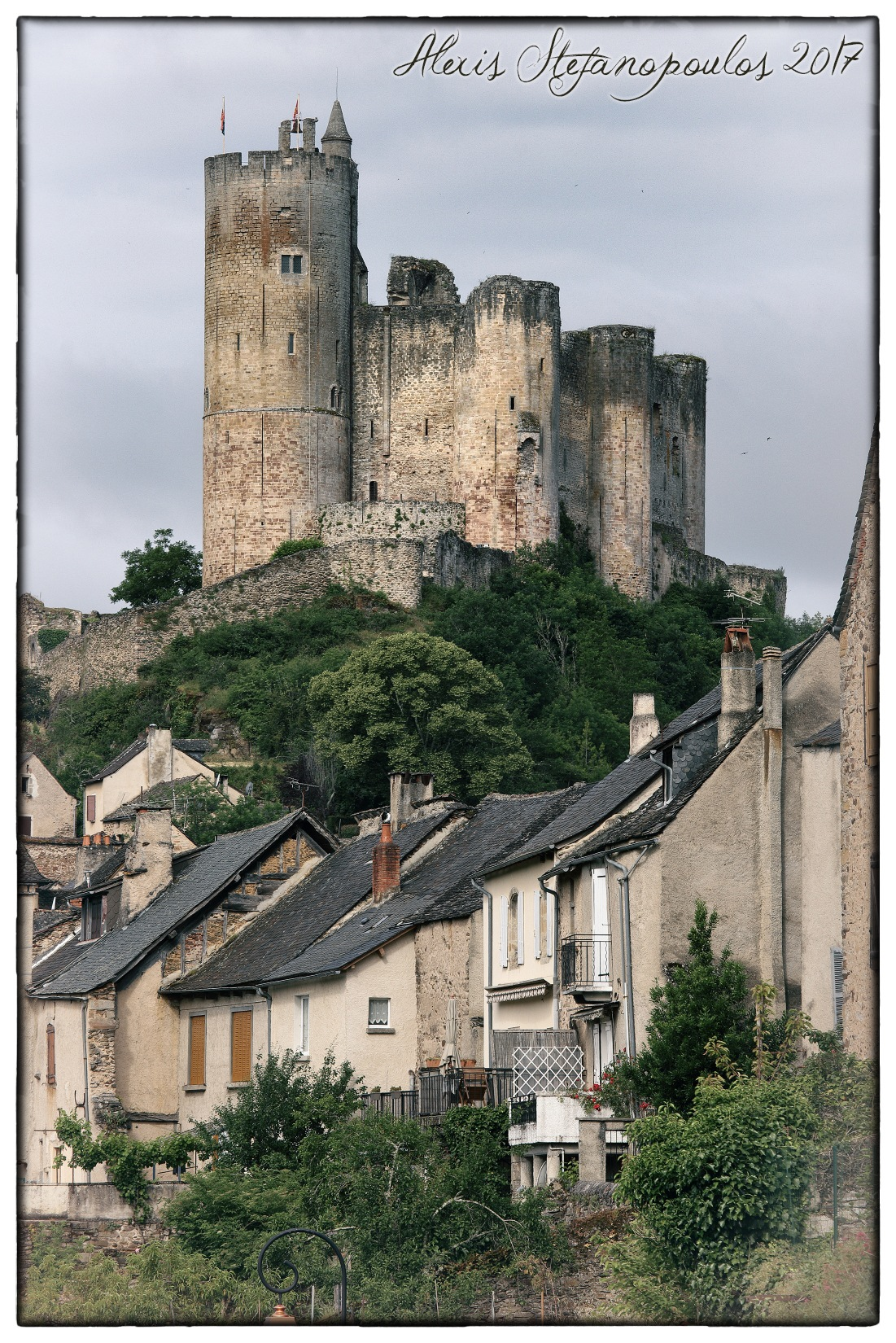 The old city of NAJAC by Expo'Z