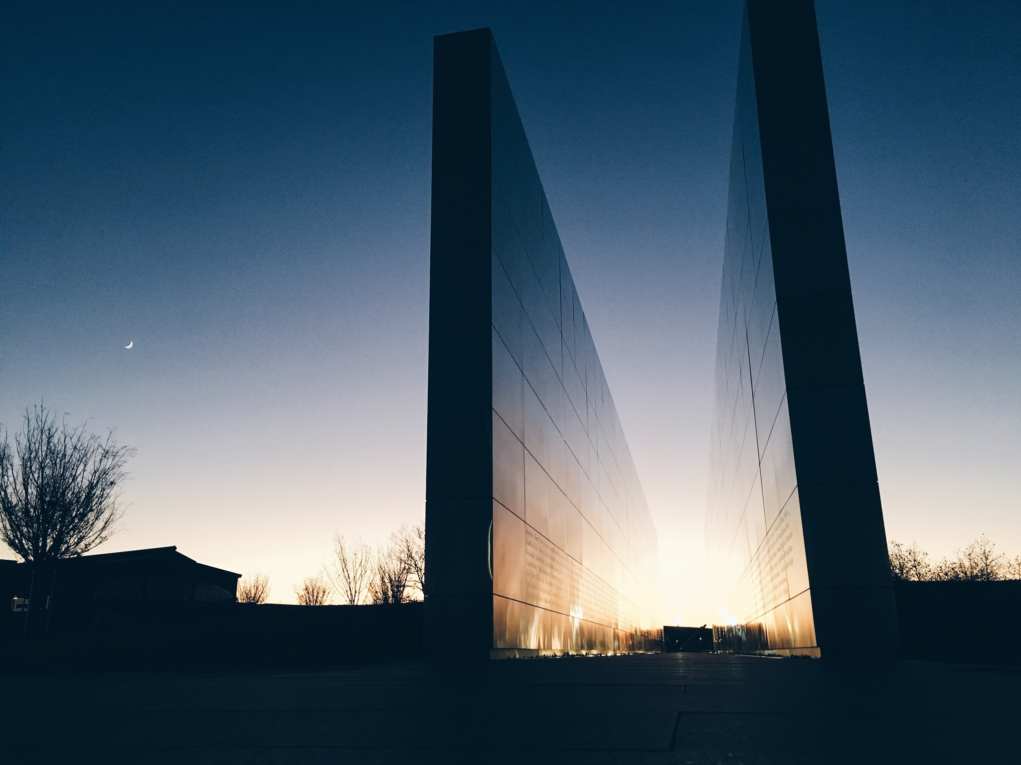 9/11 Memorial  by Gethro Geneus