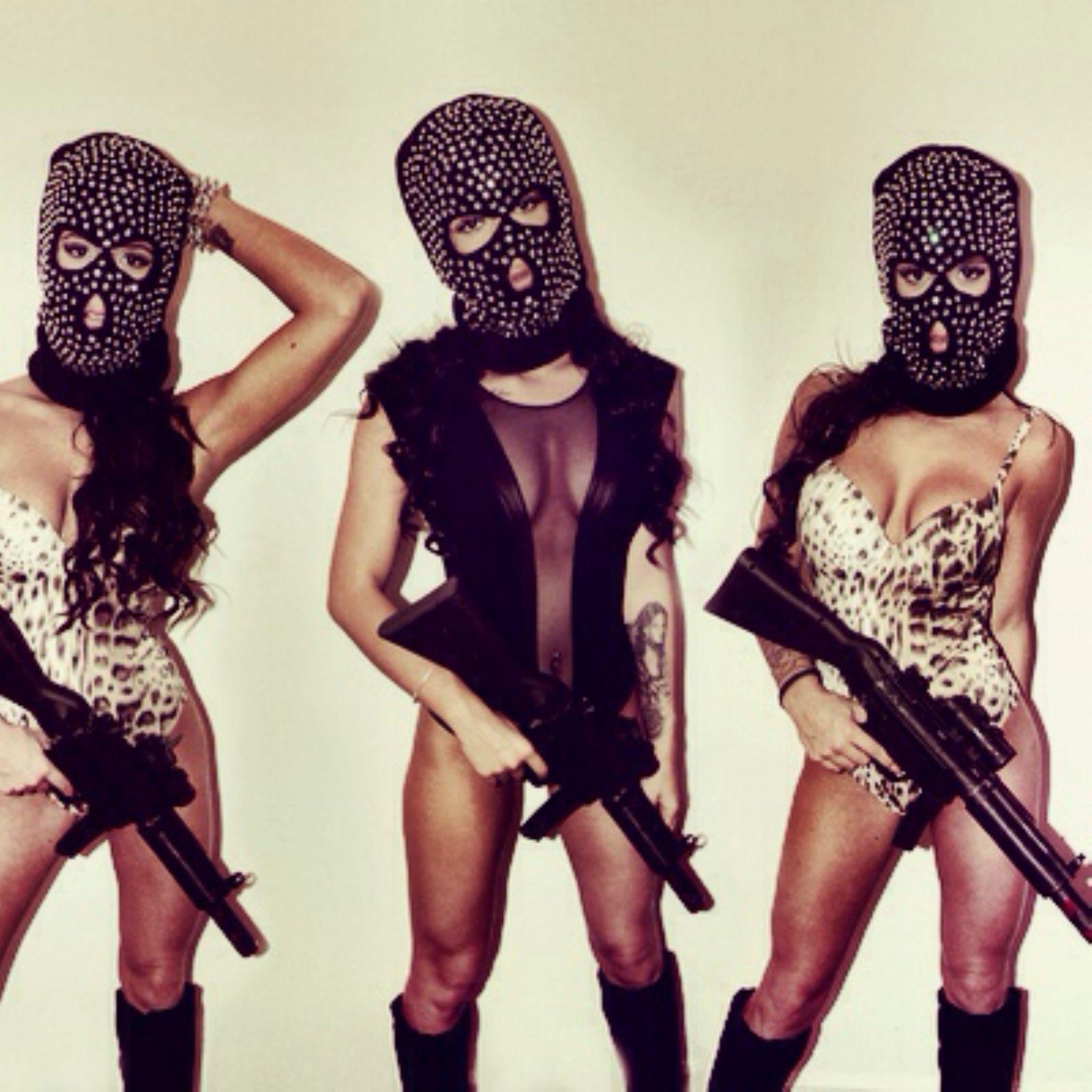 Bad Girls by Gethro Geneus