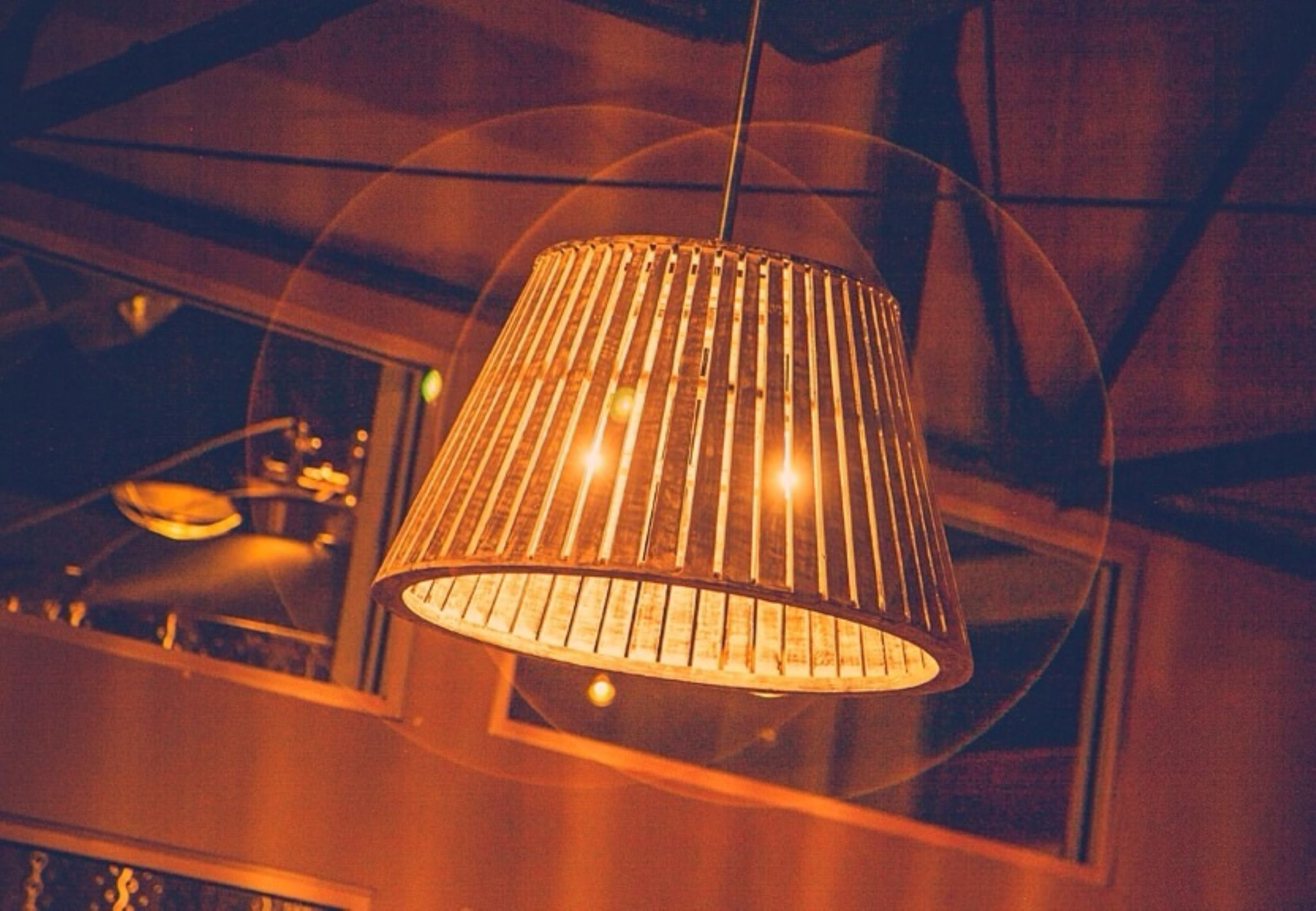 Industrial Lamp by madmariephotography