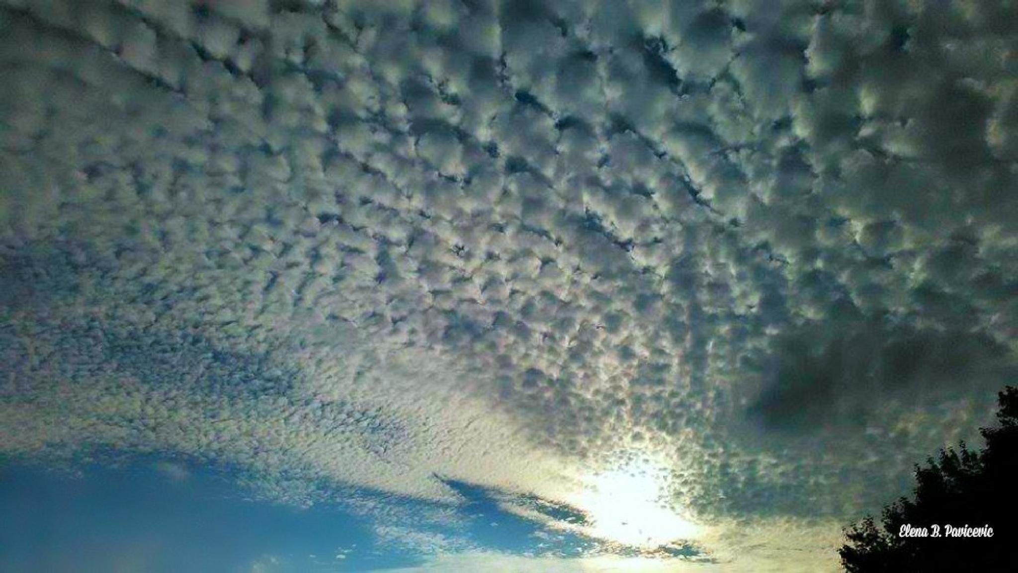 Strange Clouds by elena.b.bueker