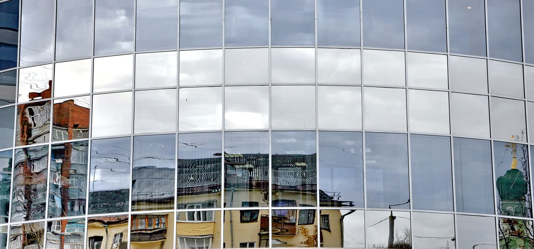 Reflection (old and new) by vadsever58