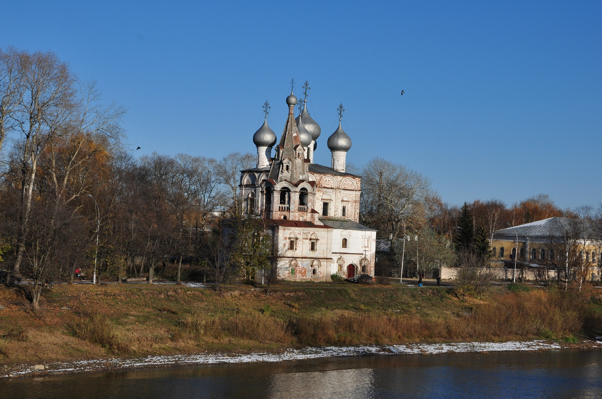 Old Vologda, Russia by vadsever58