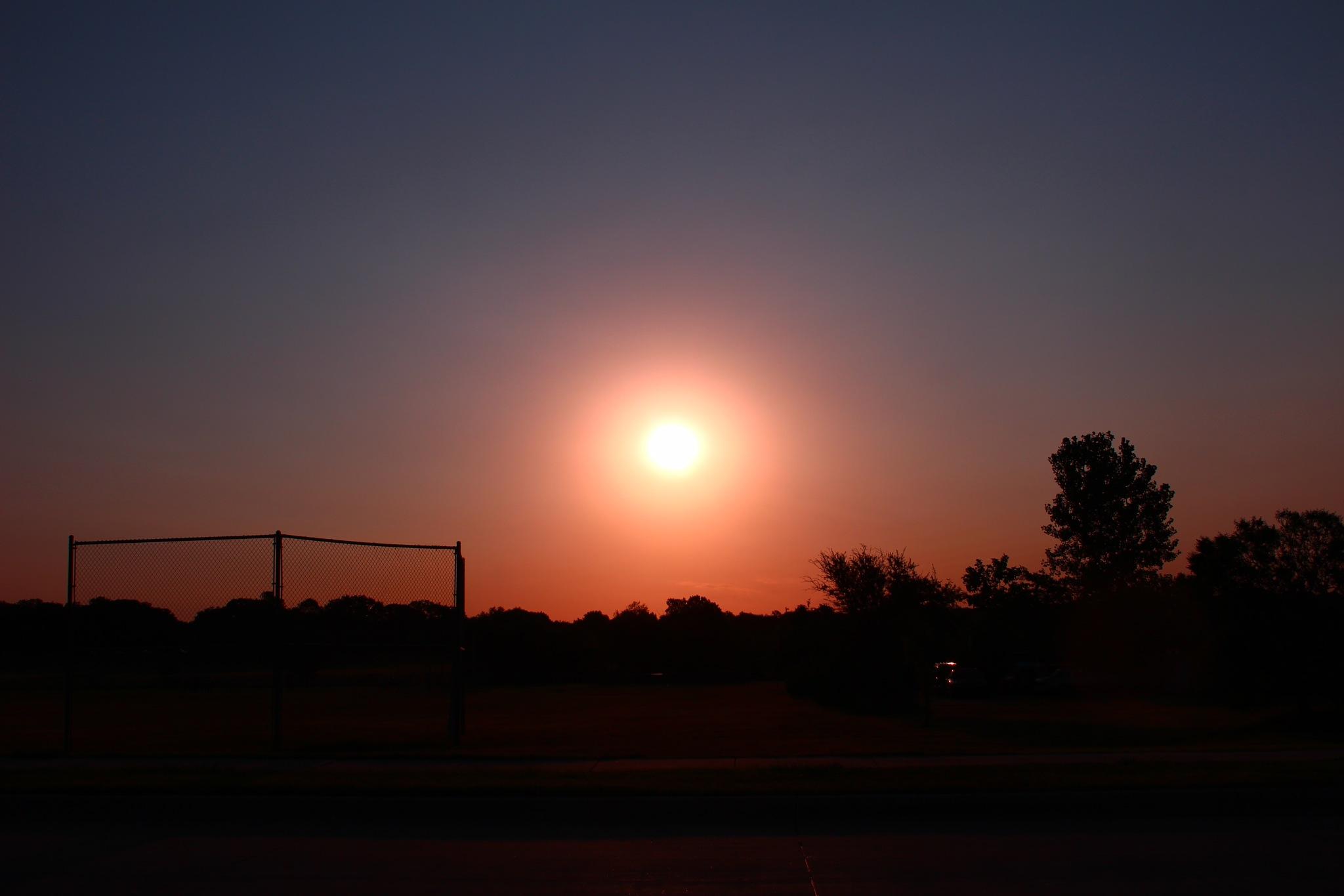 sun rise by mishi