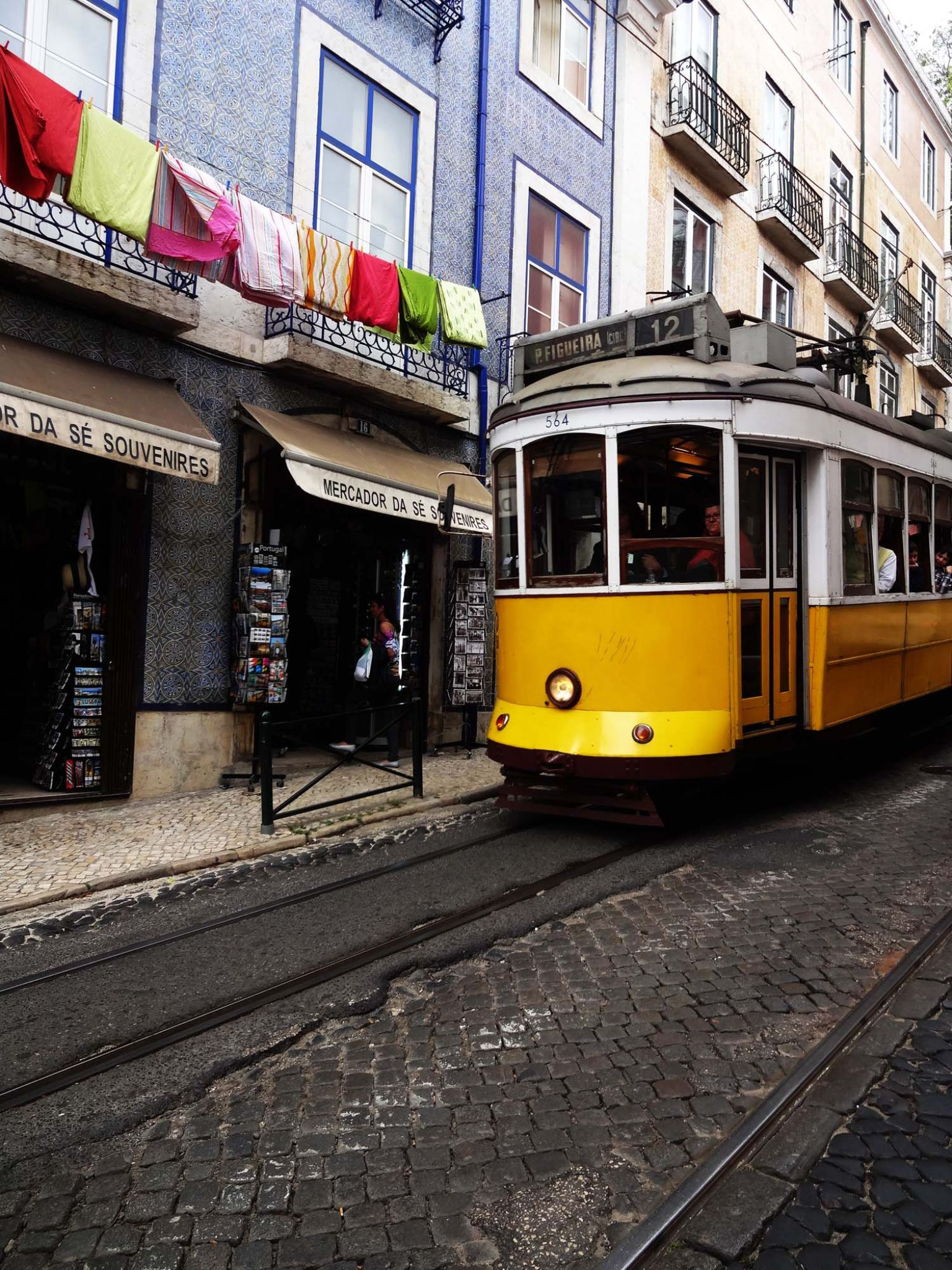 Lisbon by Andrea Wollenweber
