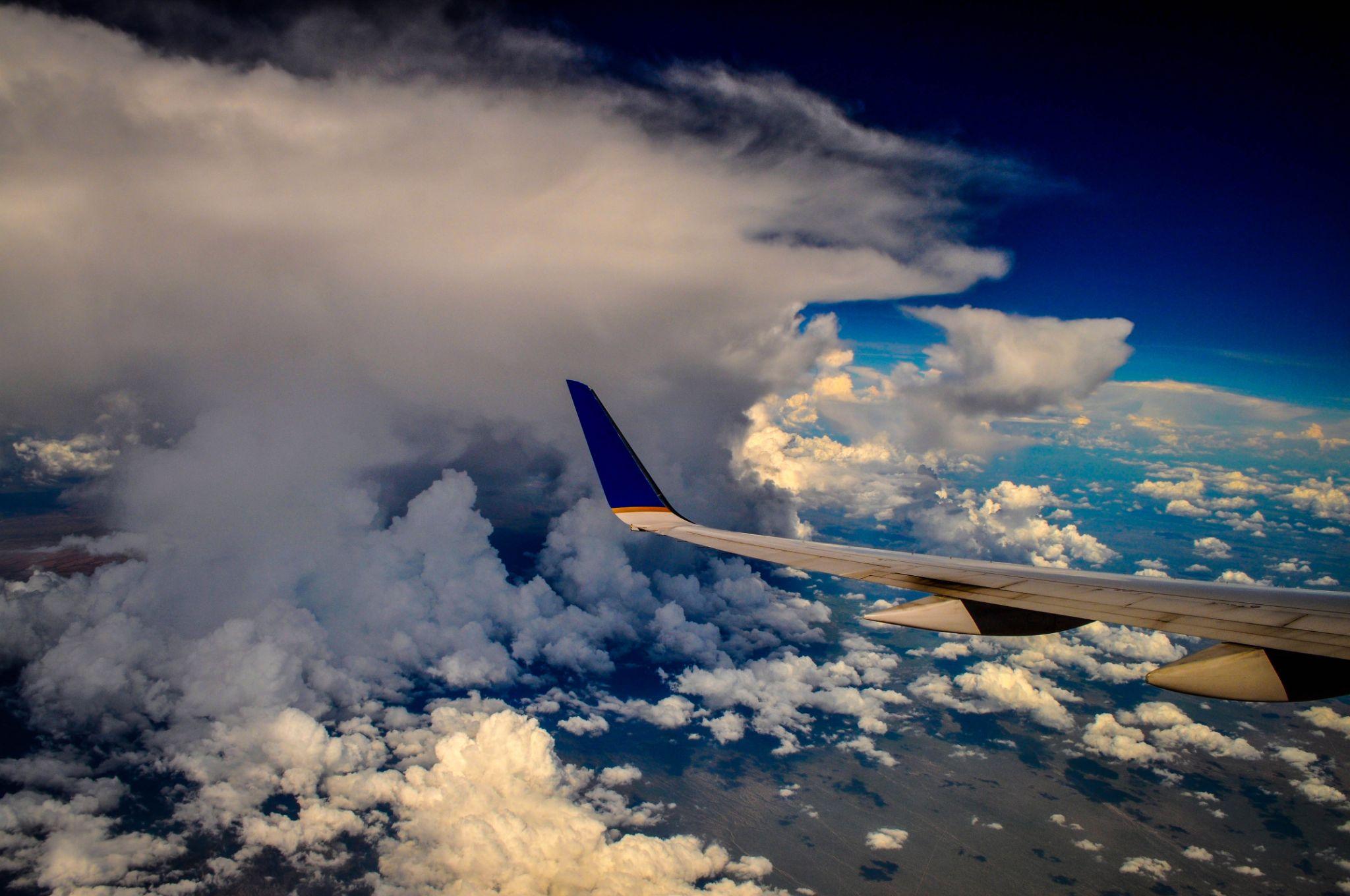 Around a storm by Thomas Hubener