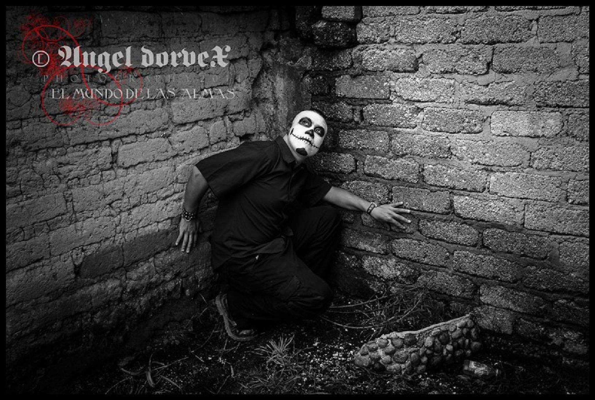 calavera  by angel dorvex