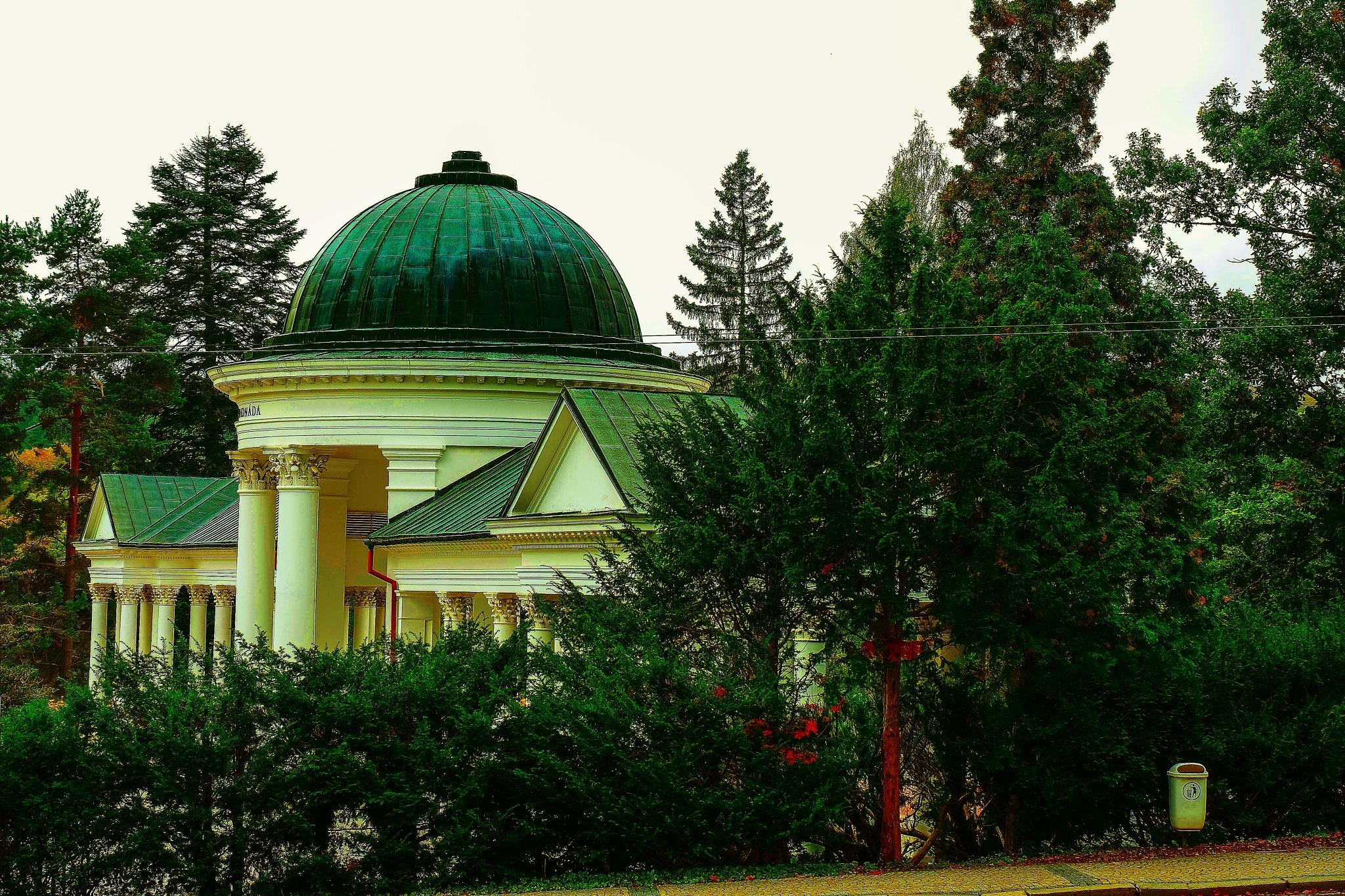 Emerald Roofs by sergey.parfeniuk