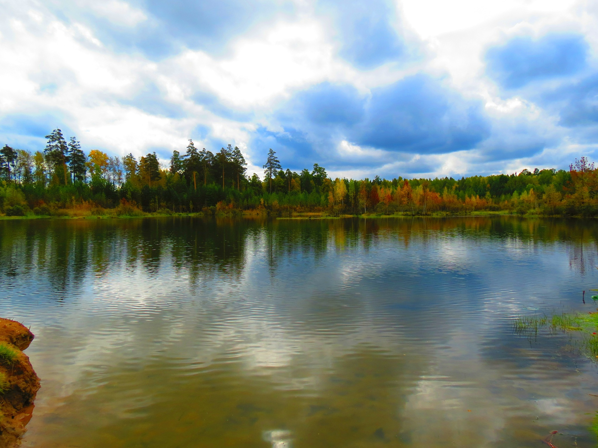 Lake by sergey.parfeniuk