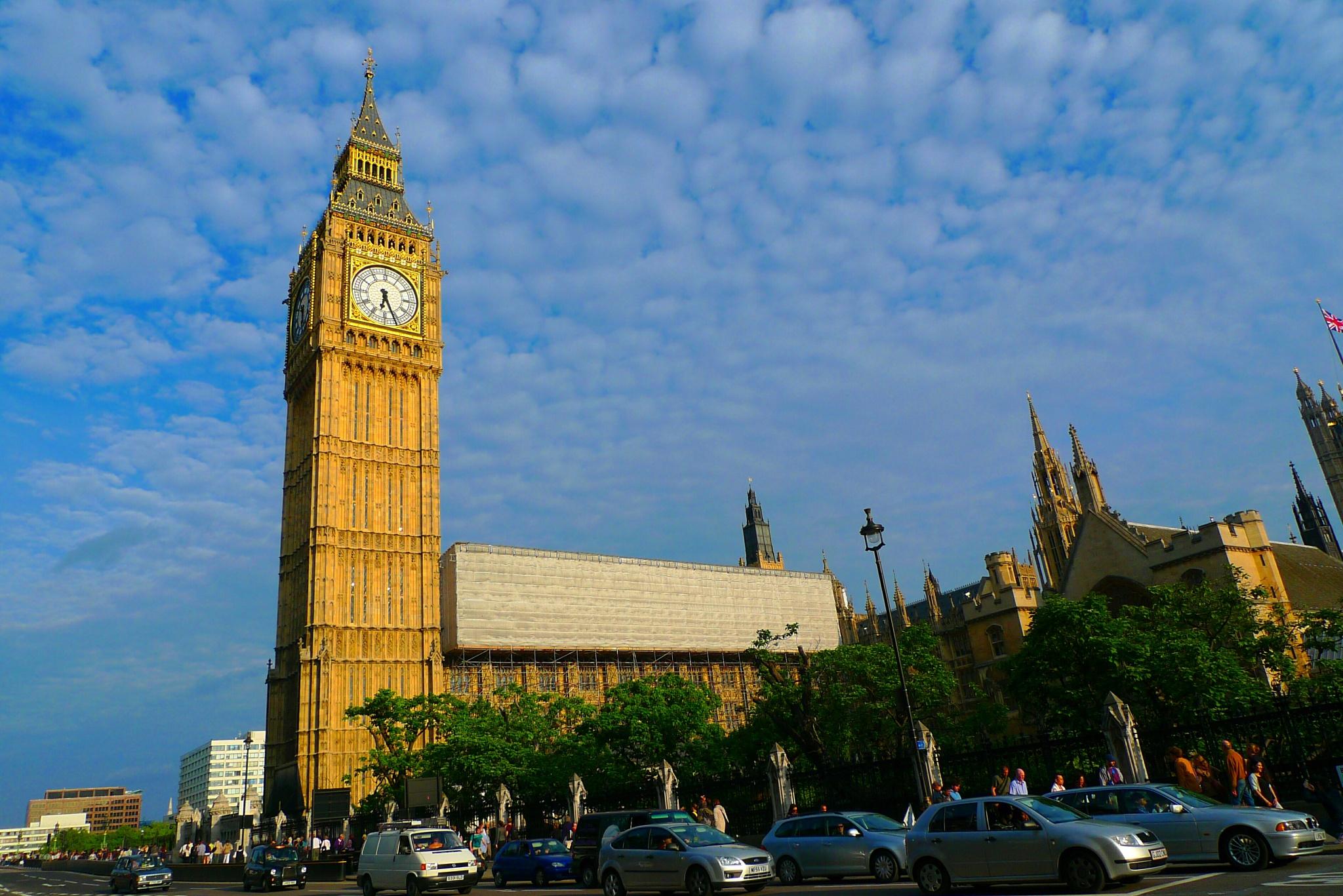 London by sergey.parfeniuk