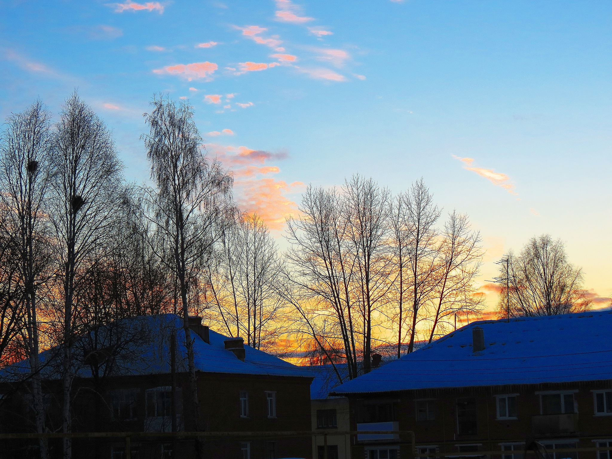 Sunset by sergey.parfeniuk