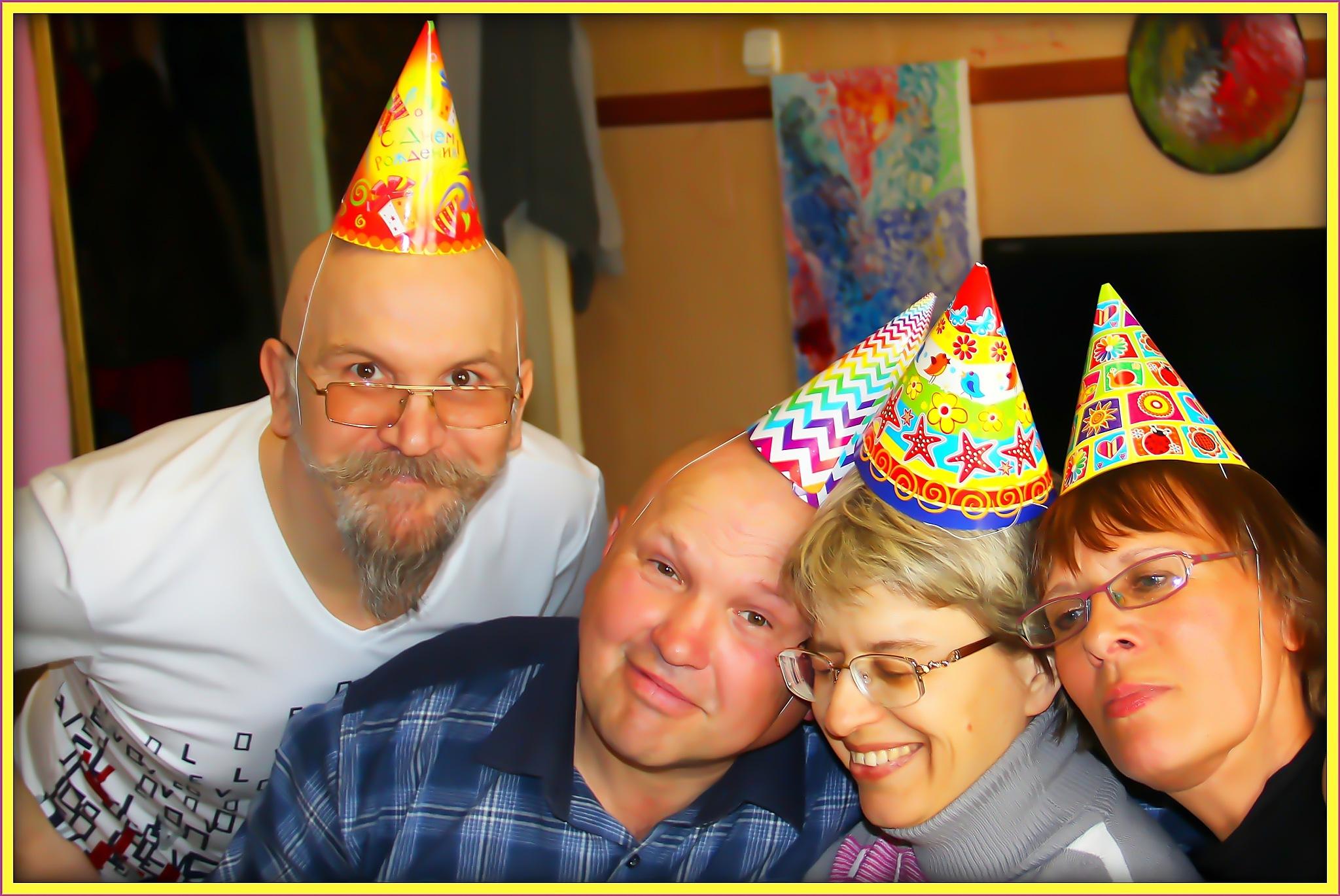 My cheerful Birthday by sergey.parfeniuk