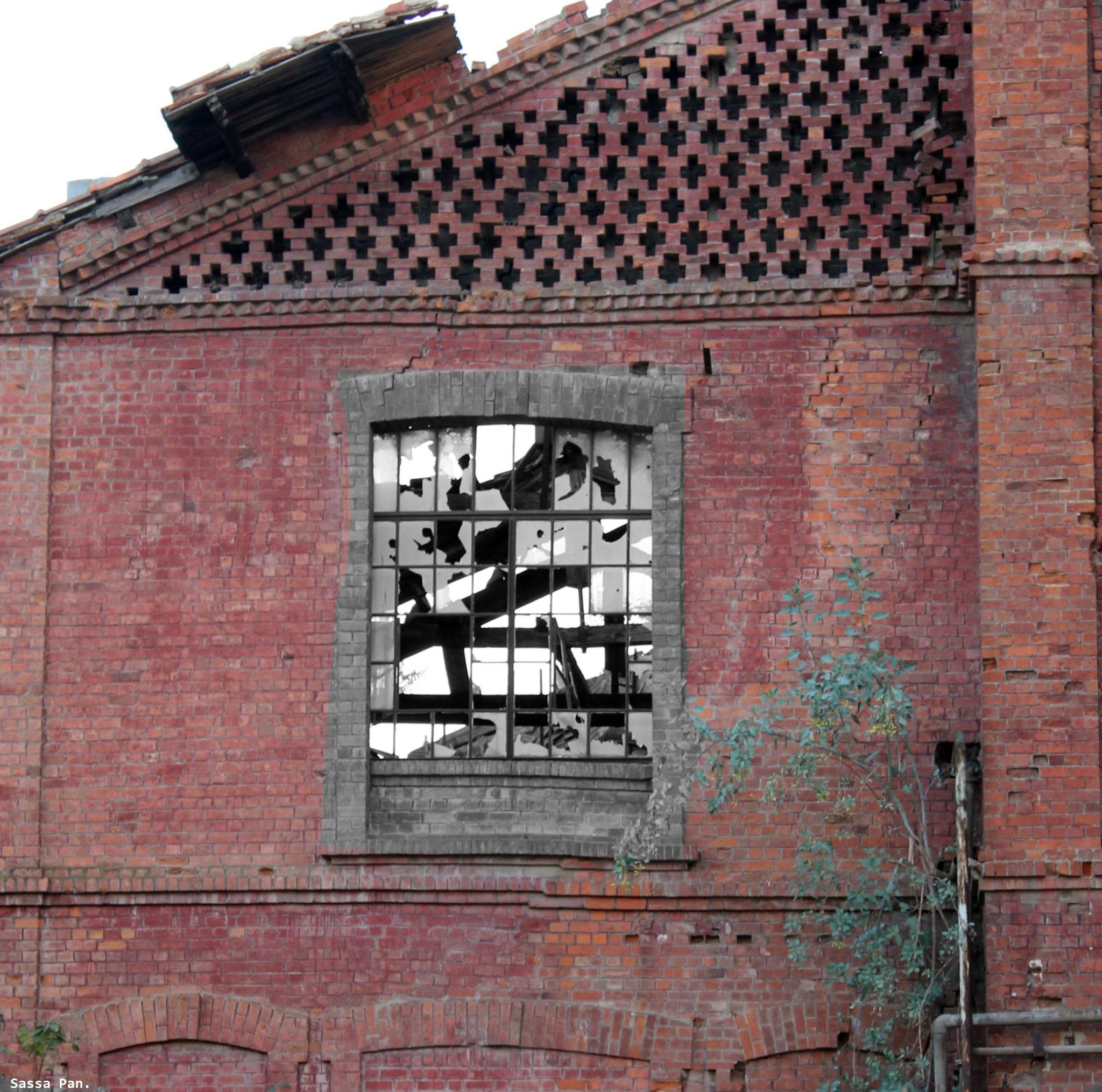 black window.. by sassa.pan