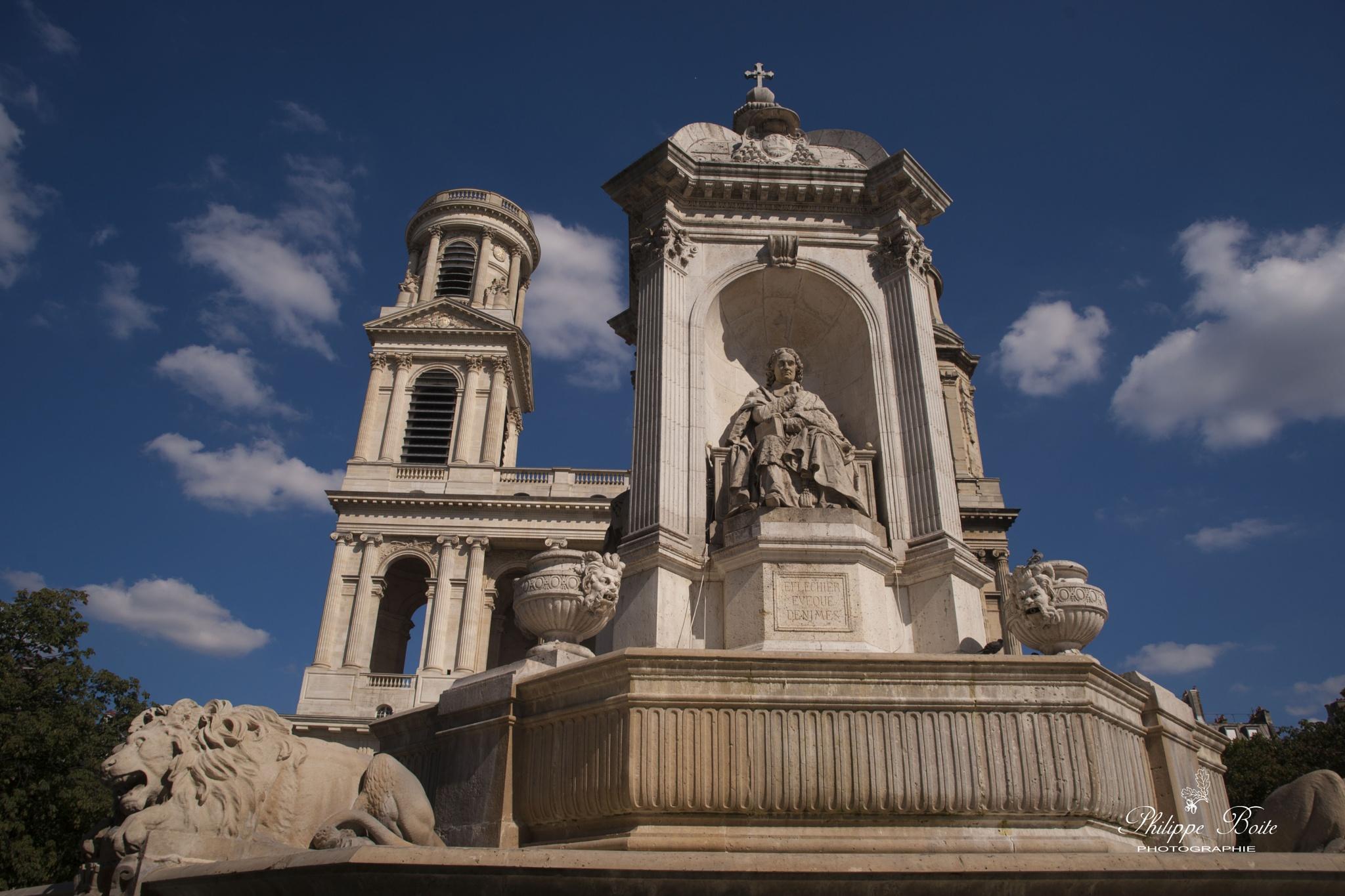 Saint-Sulpice by Philippe Boite