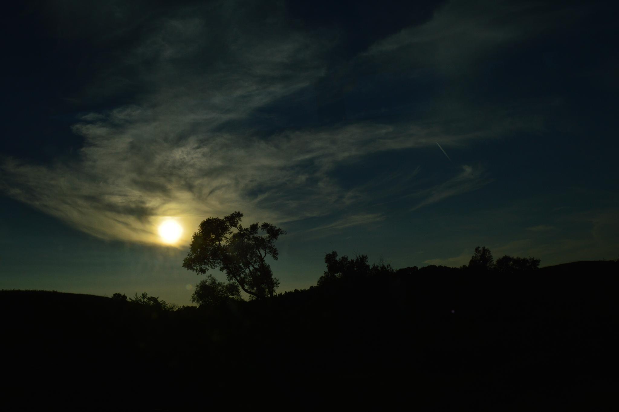 Sunset by Sudershan Lohana