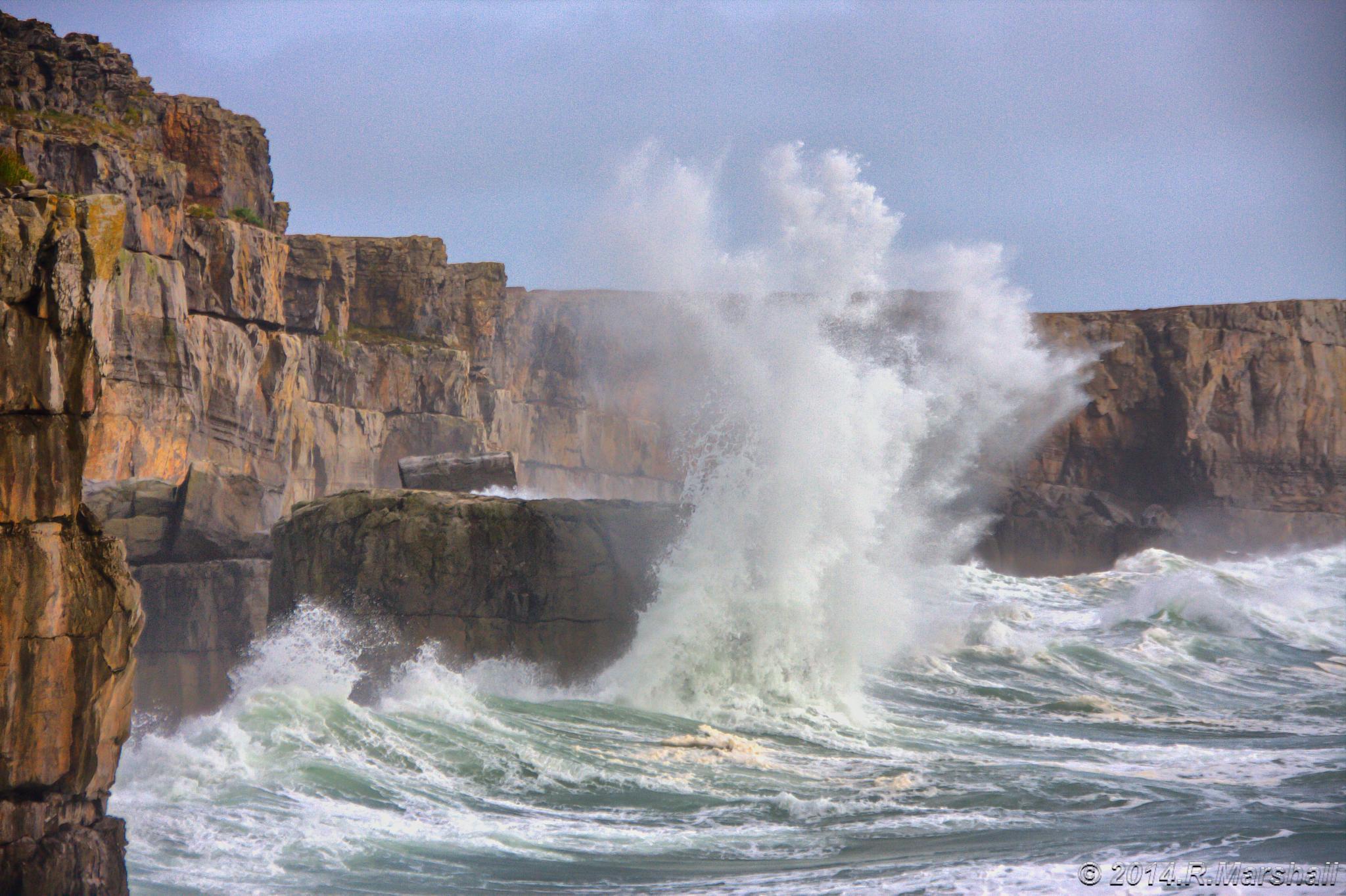 The Big Wave by robert.marshall.7545