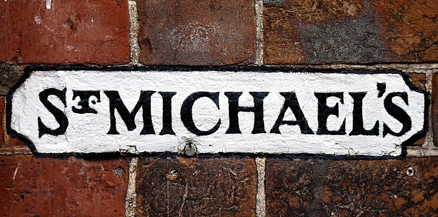 st.michaels by james arthur