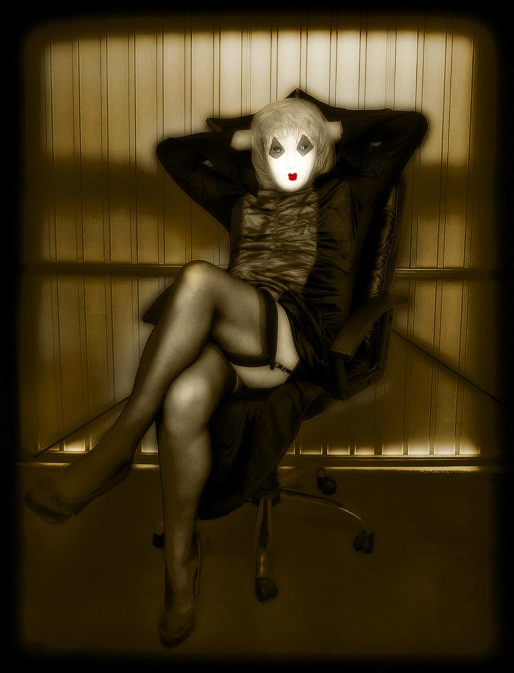 Mrs Clown by james arthur