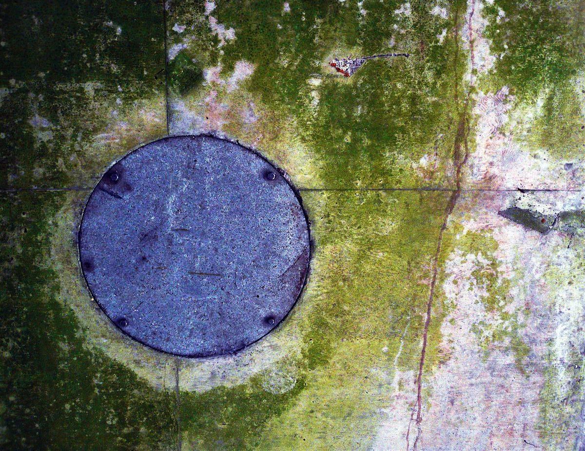 blue circle by jamie arthur