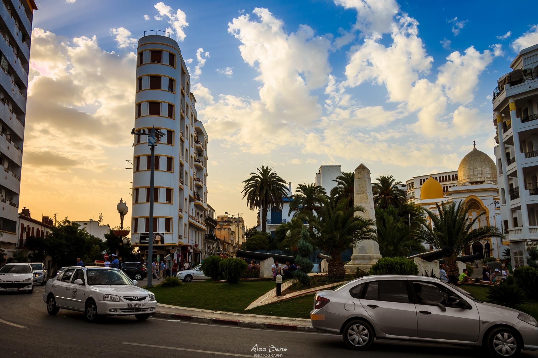 Constantine, Algeria by Alaabenz