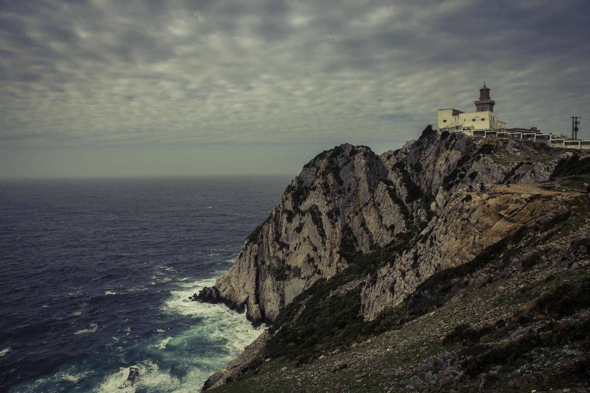 Lighthouse of Annaba-Algeria by qomra photography