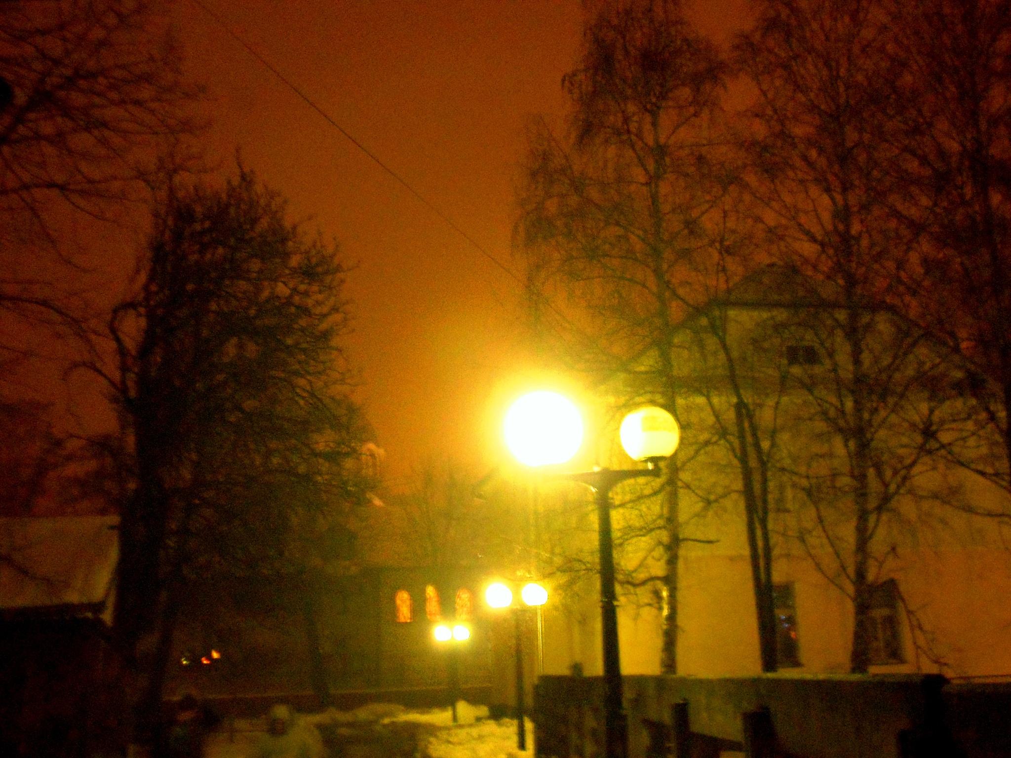 Christmas night by biljanapetrovic1048