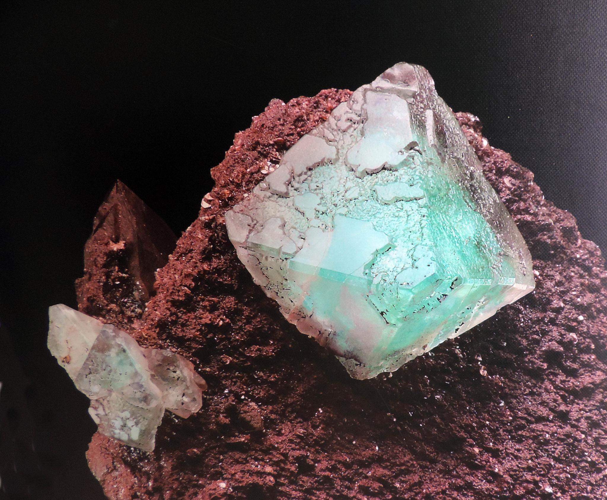 fluorite by federico