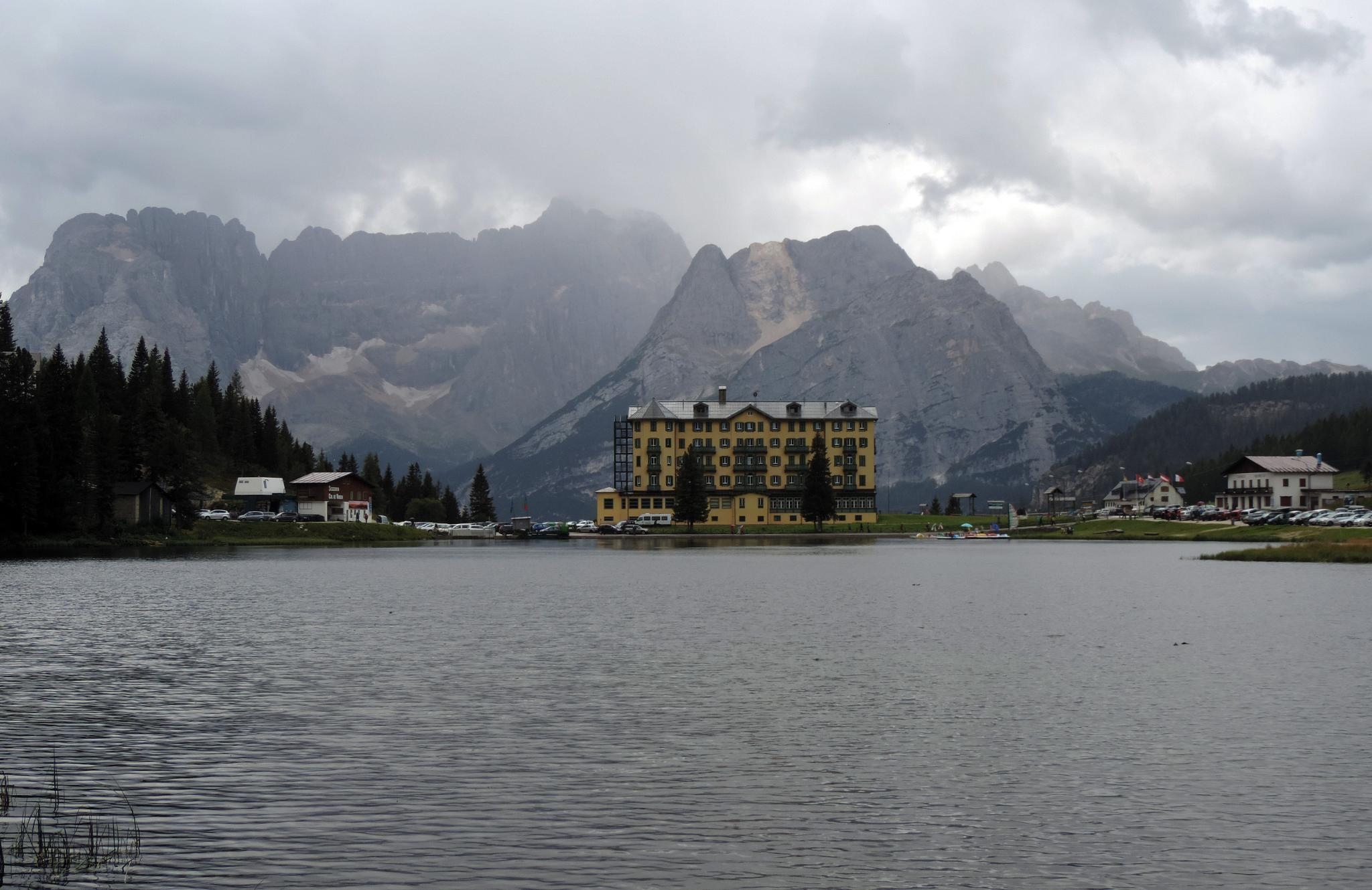 Dolomiti, Misurina Lake  by federico