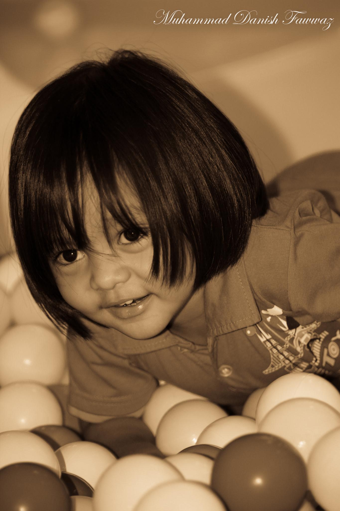 My Boy by Mohd Hafiz