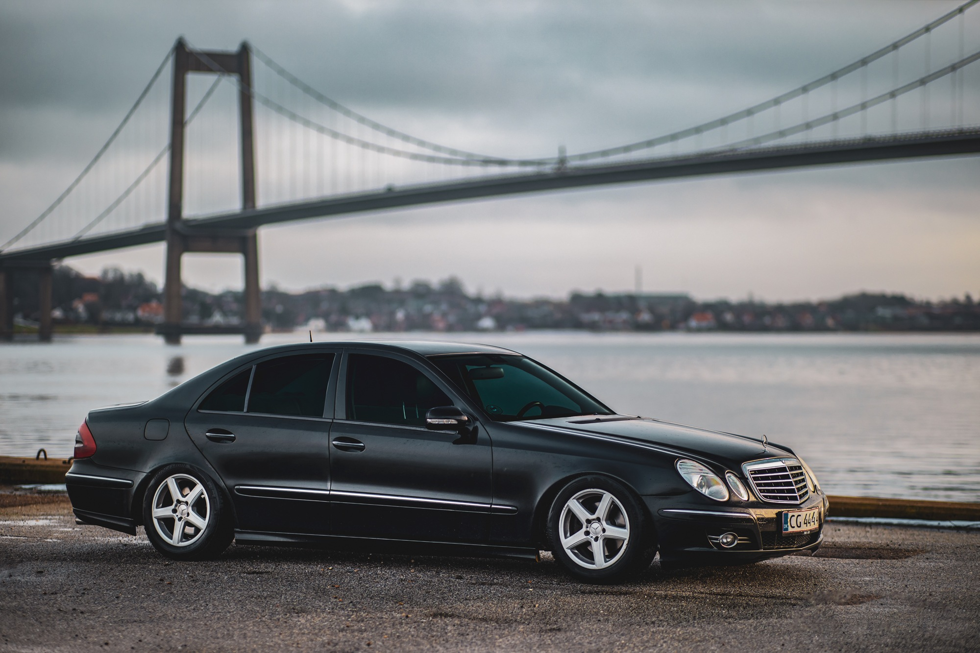 Mercedes by Stump