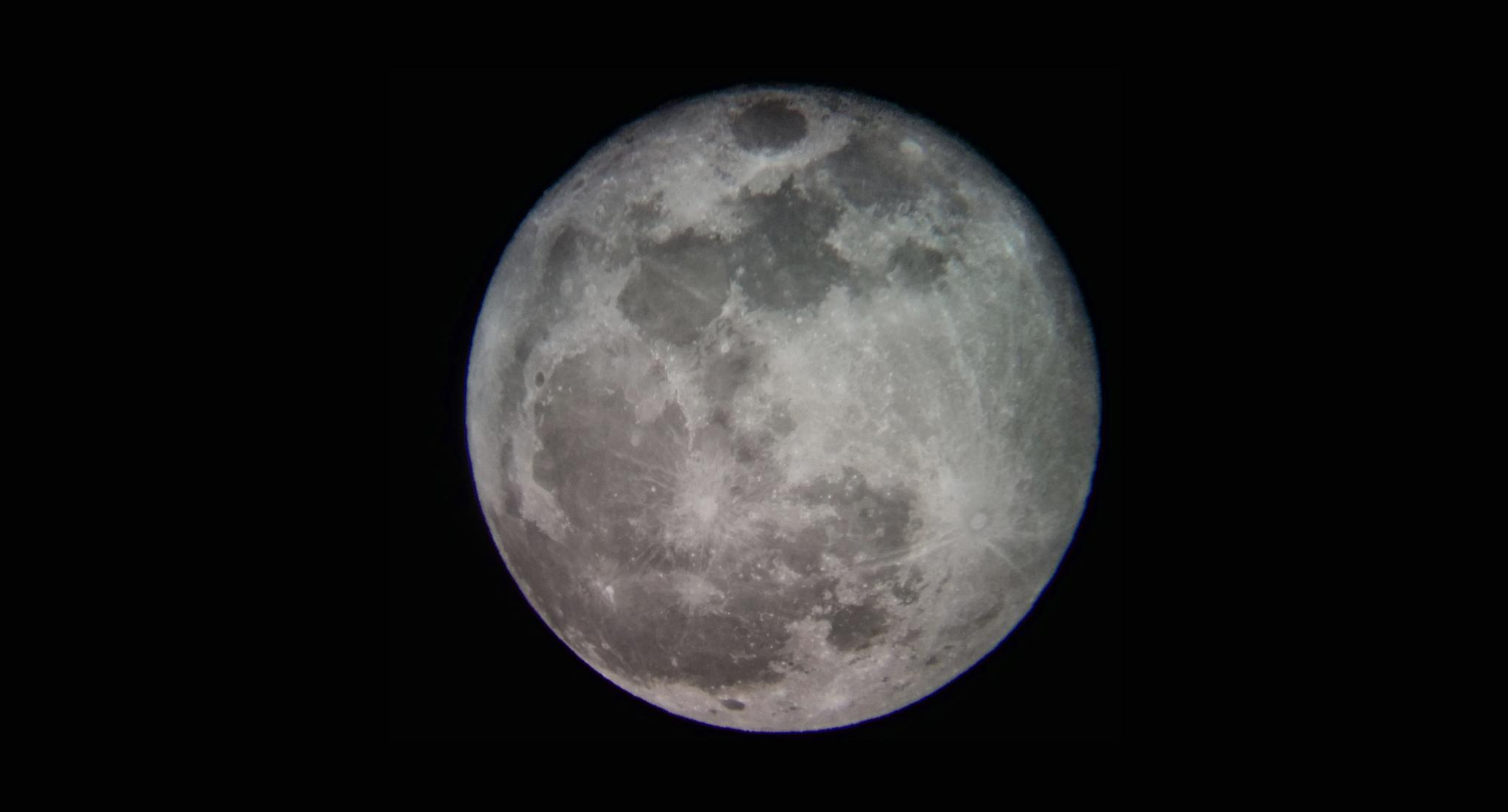 Full Moon by Dave359WA