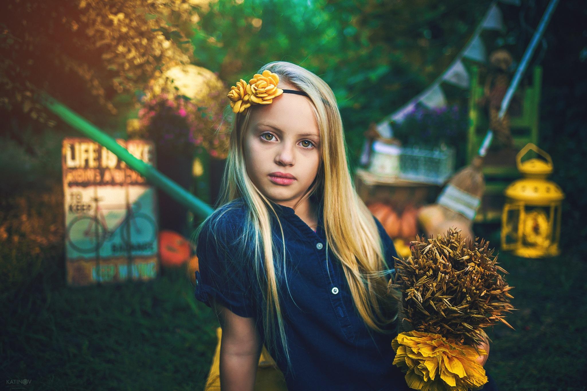 Beautiful Nataliya by Stoyan Katinov
