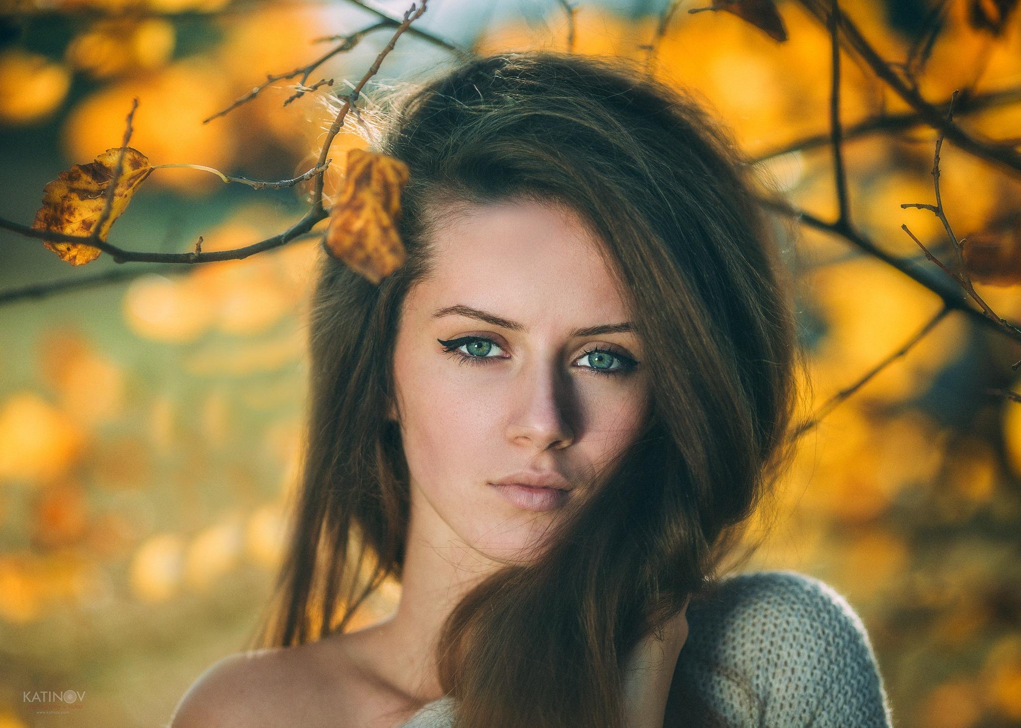 Autumn with Viki by Stoyan Katinov