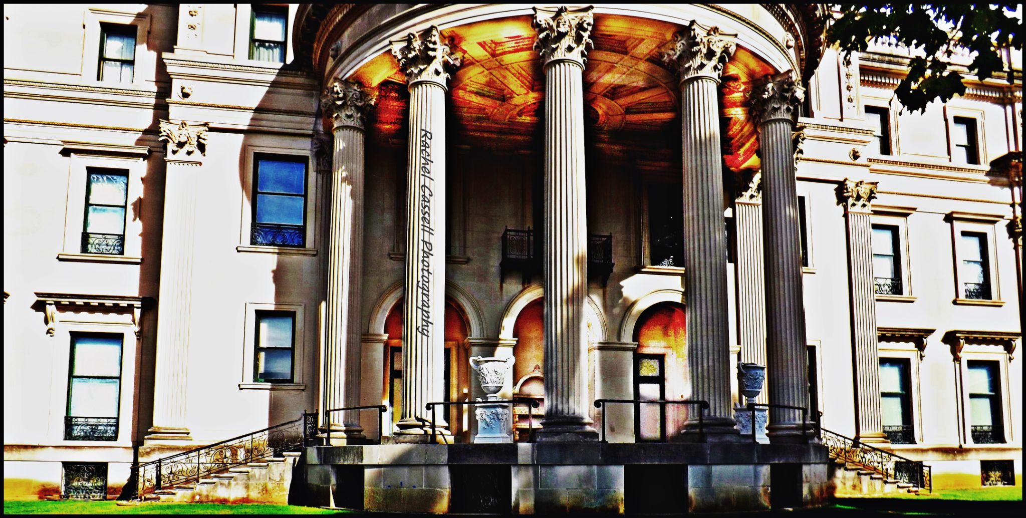 The mansion by rachel.snydstrup