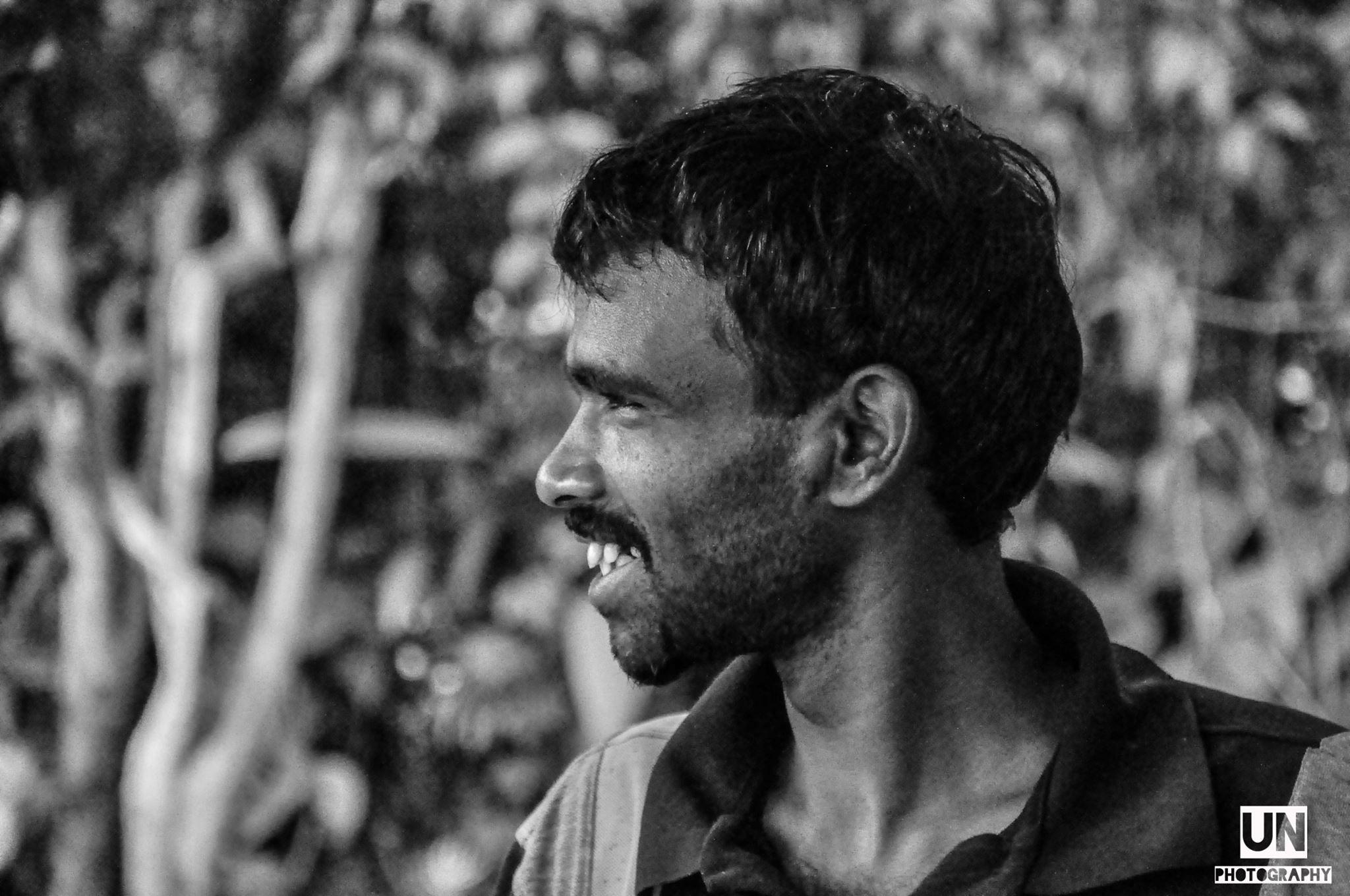 Smile by Udana Nandun Colambage
