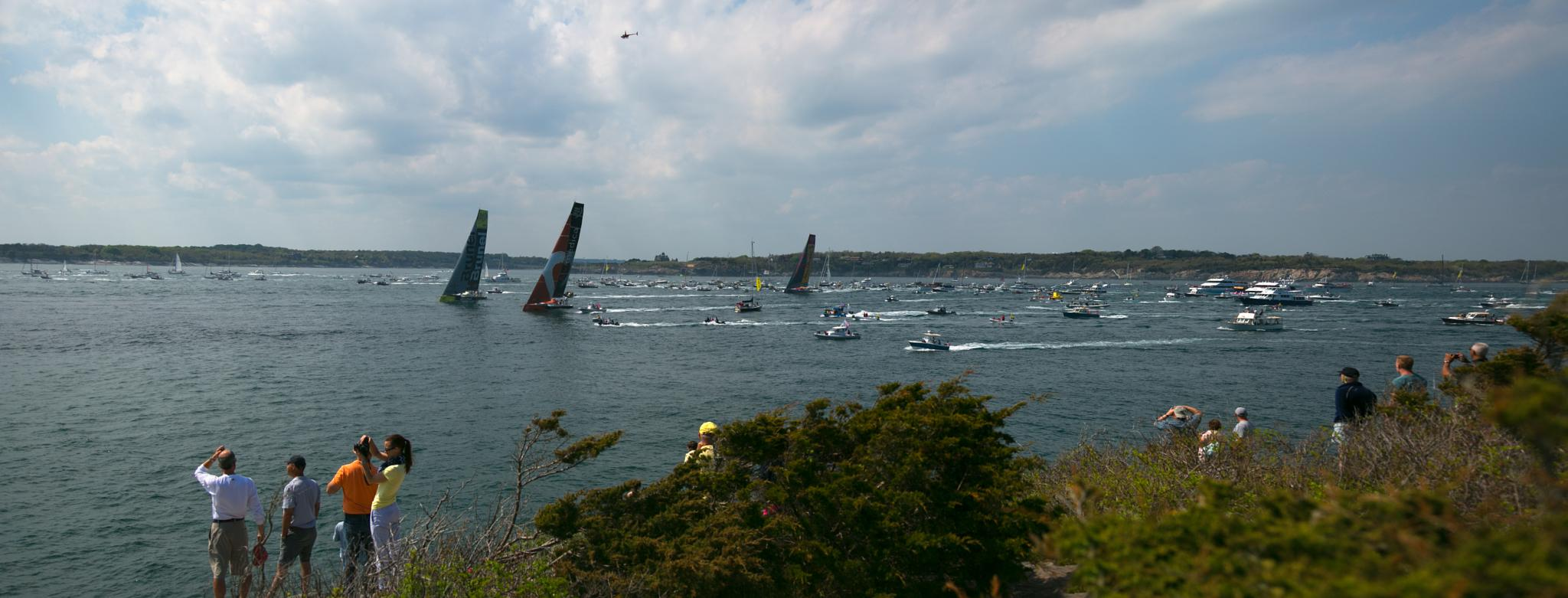 2015 Volvo Classic Ocean Race by Iron Leaf Photography