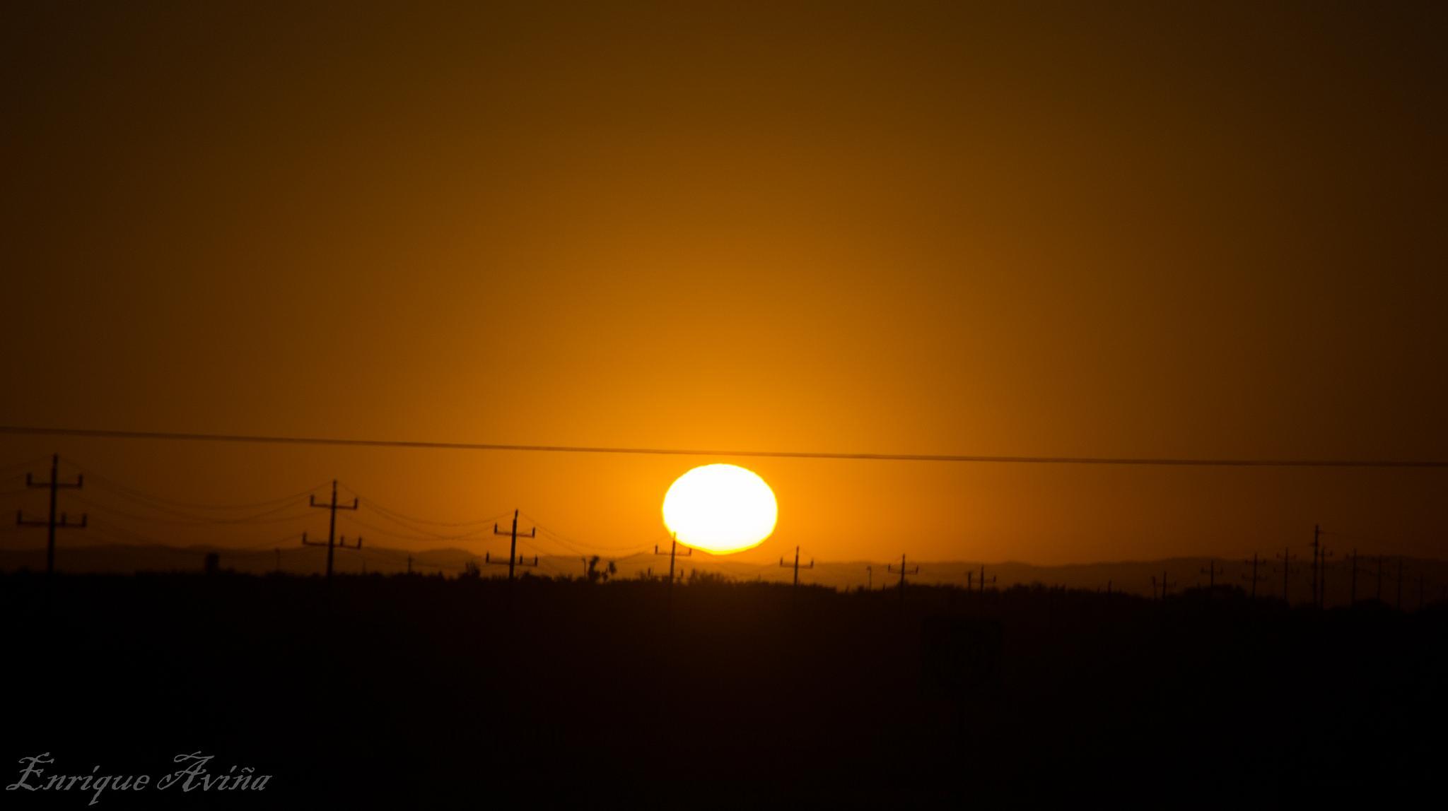 Sunrises by kike.avina