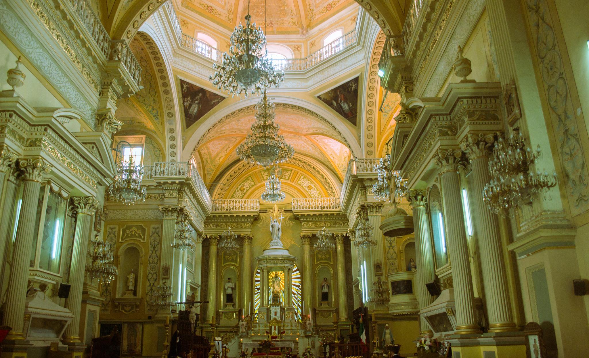 Basilica Guanajuato by kike.avina