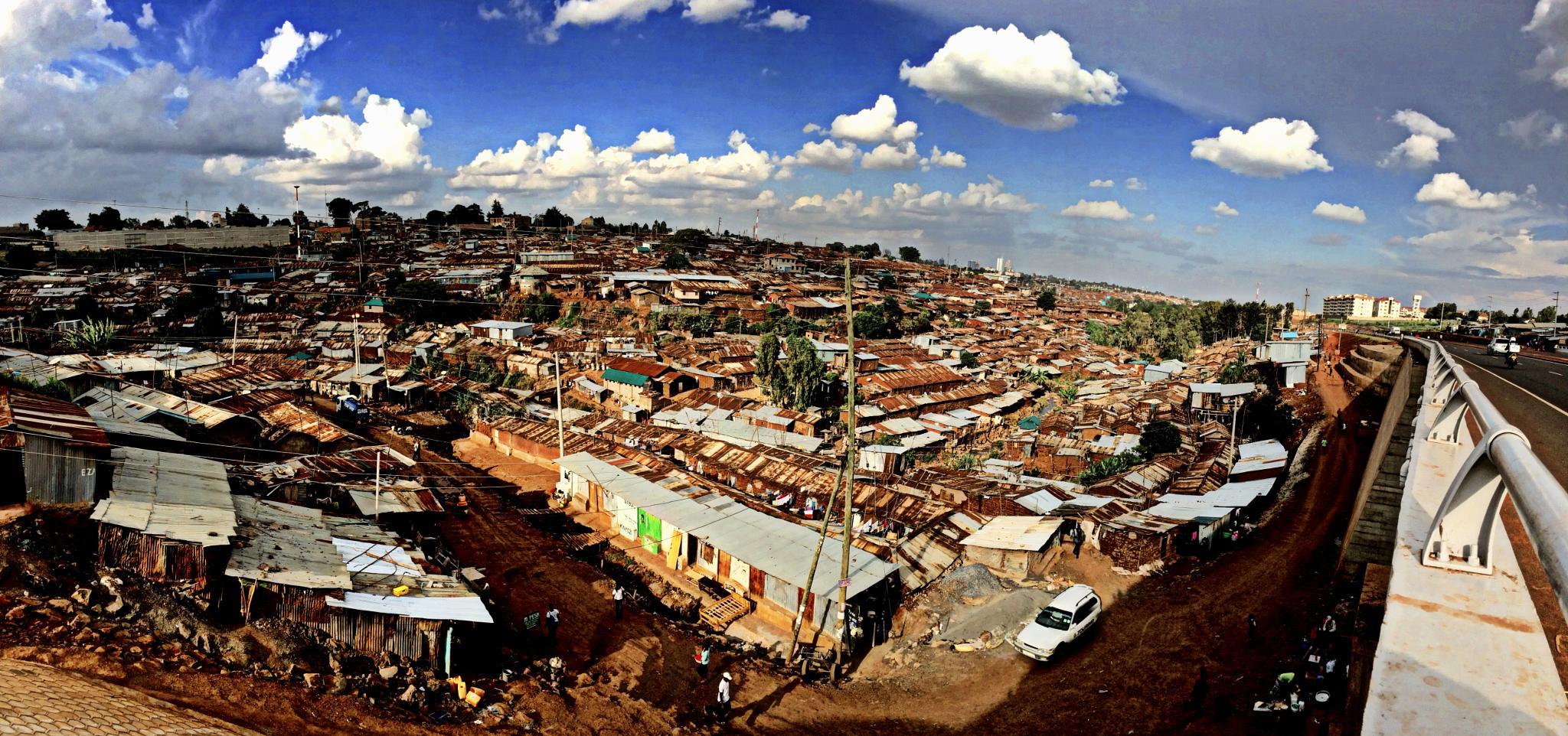Kibera Slum by ianmbugz