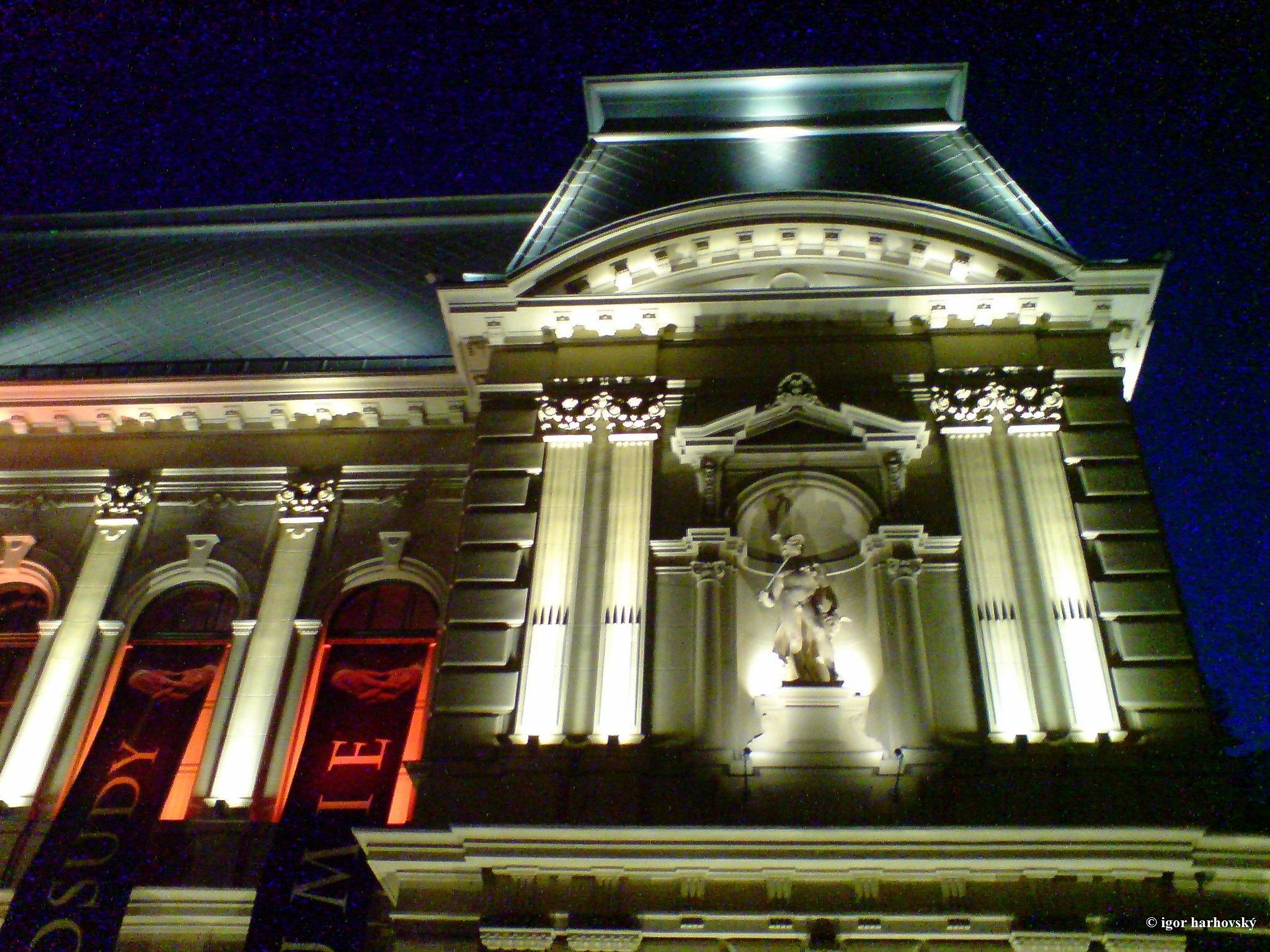 museum by igor.harhovsky